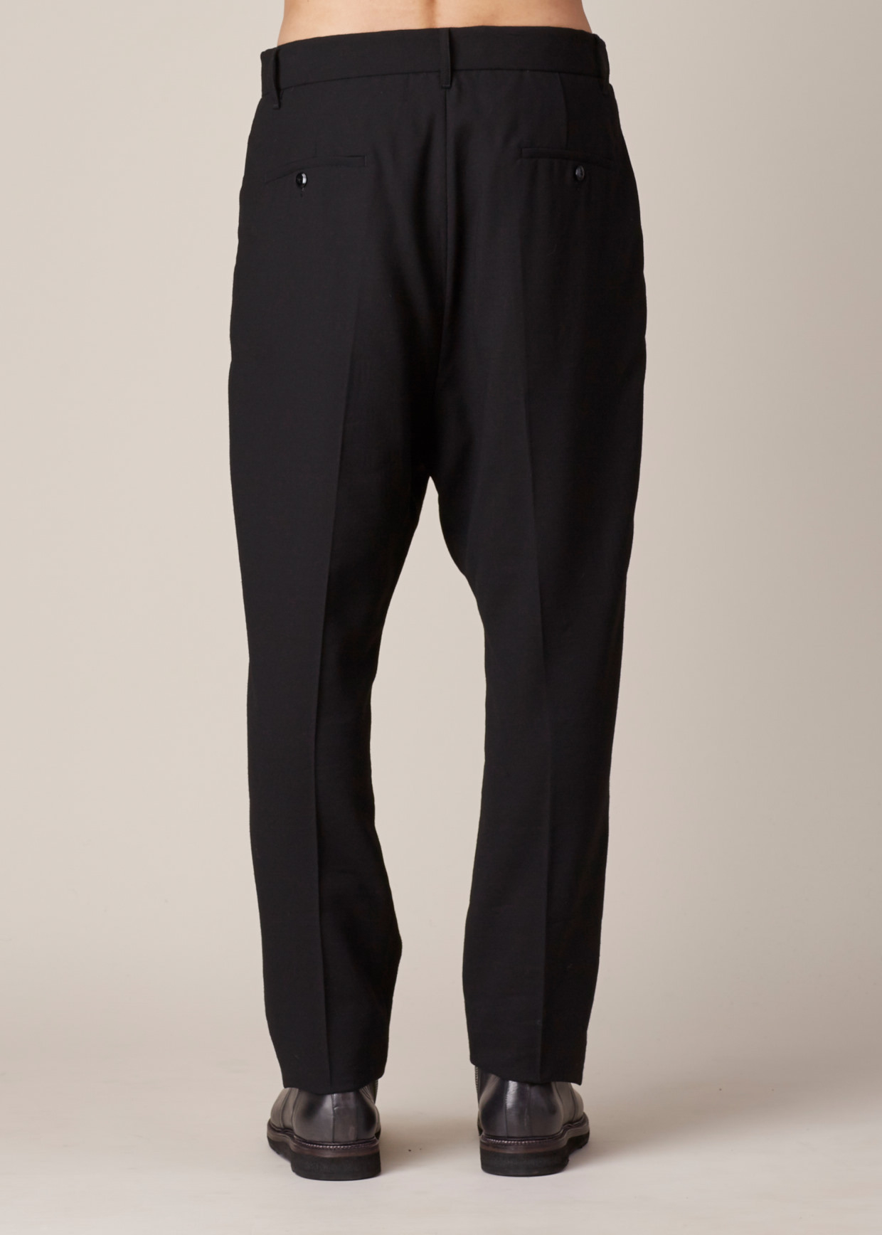 Tux Astaires trousers - Black Rick Owens xttpG8QH