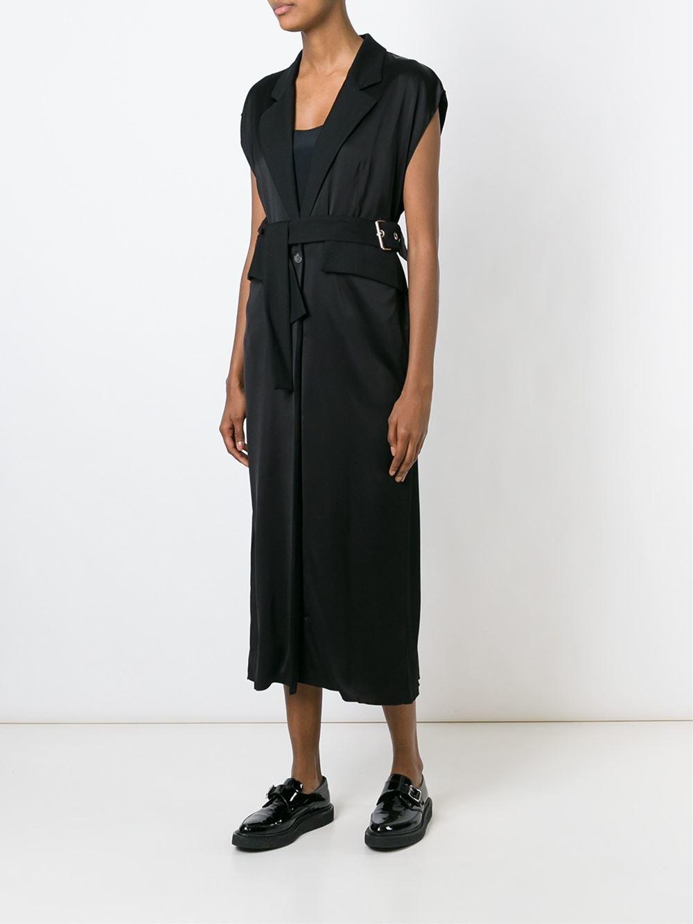 v-neck dress - Black Maison Martin Margiela nFuRni