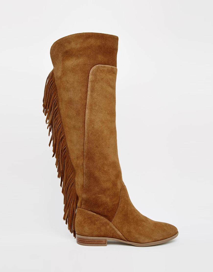 Womens Boots ALDO Cyndy Cognac