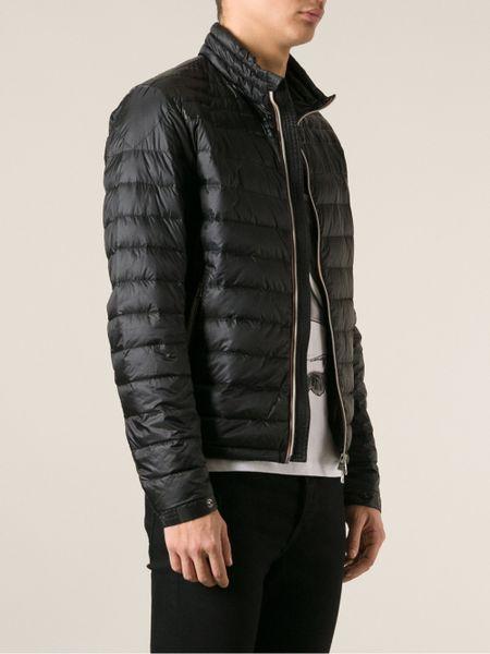 Moncler Daniel Jacket In Black For Men Lyst
