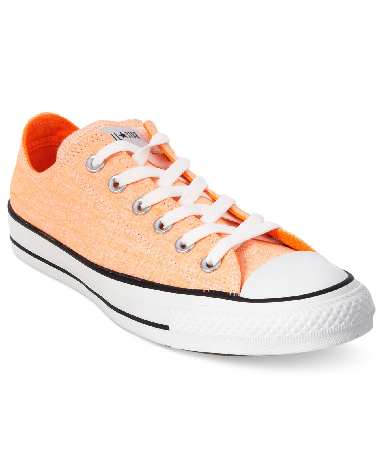 e760fbe5932c Lyst - Converse Women S Chuck Taylor All Star Seasonal Ox Sneakers ...