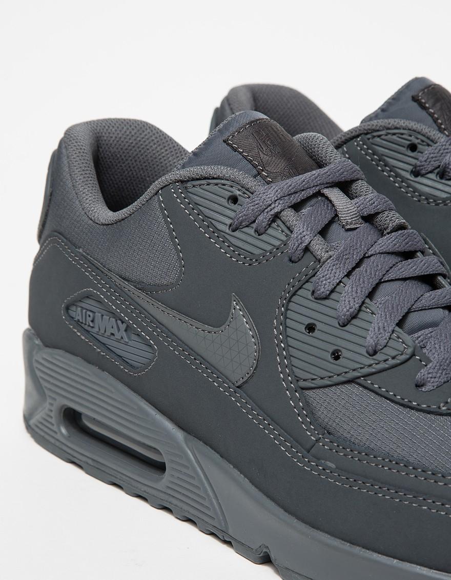 118c96d37b4 Lyst - Nike Air Max 90 Essential in Gray for Men