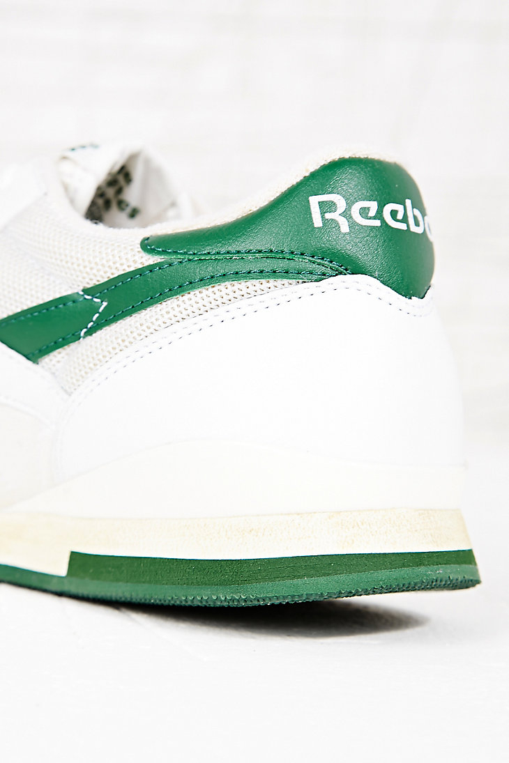 Reebok Phase 1 Pro Vintage Trainers in Green in White for Men - Lyst 988de1448