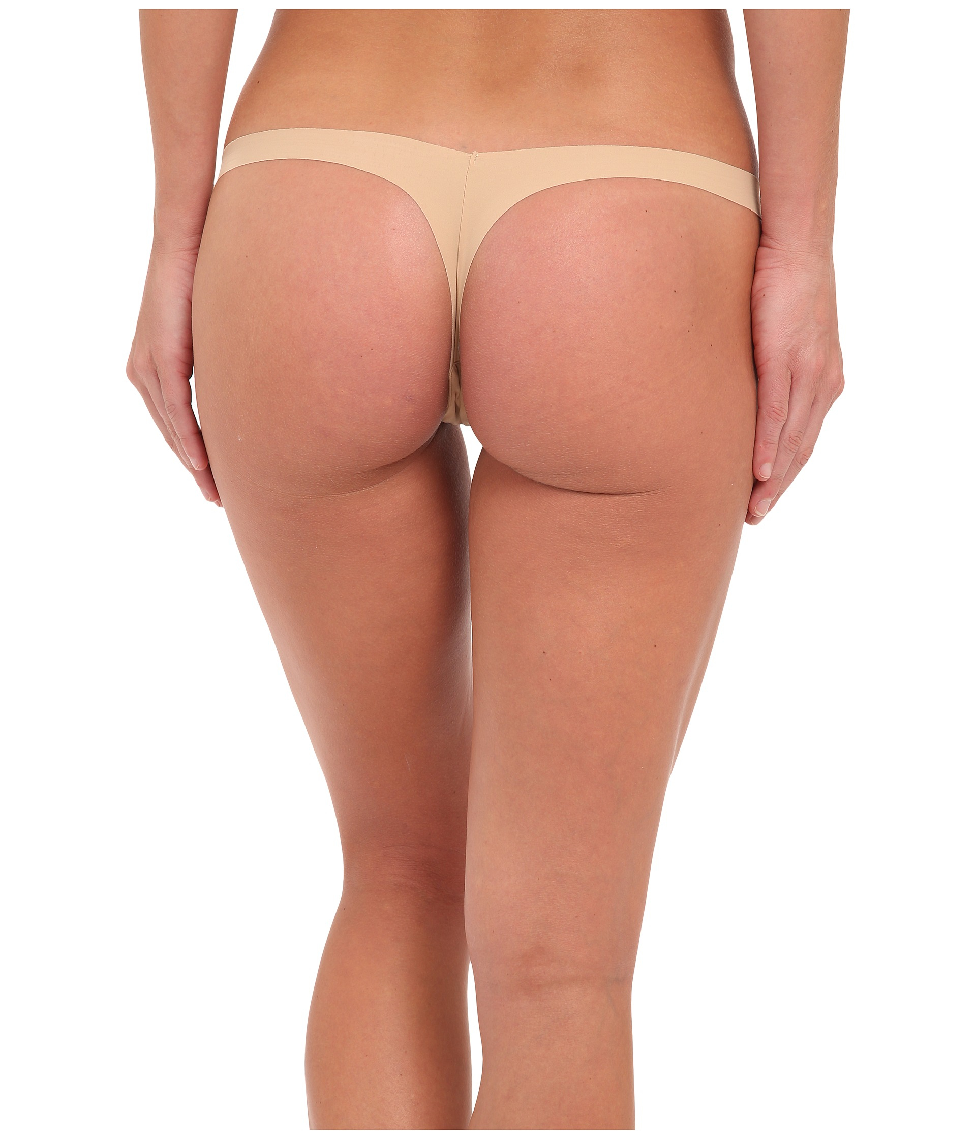 Commando Tiny Thong Tt01 in Natural | Lyst