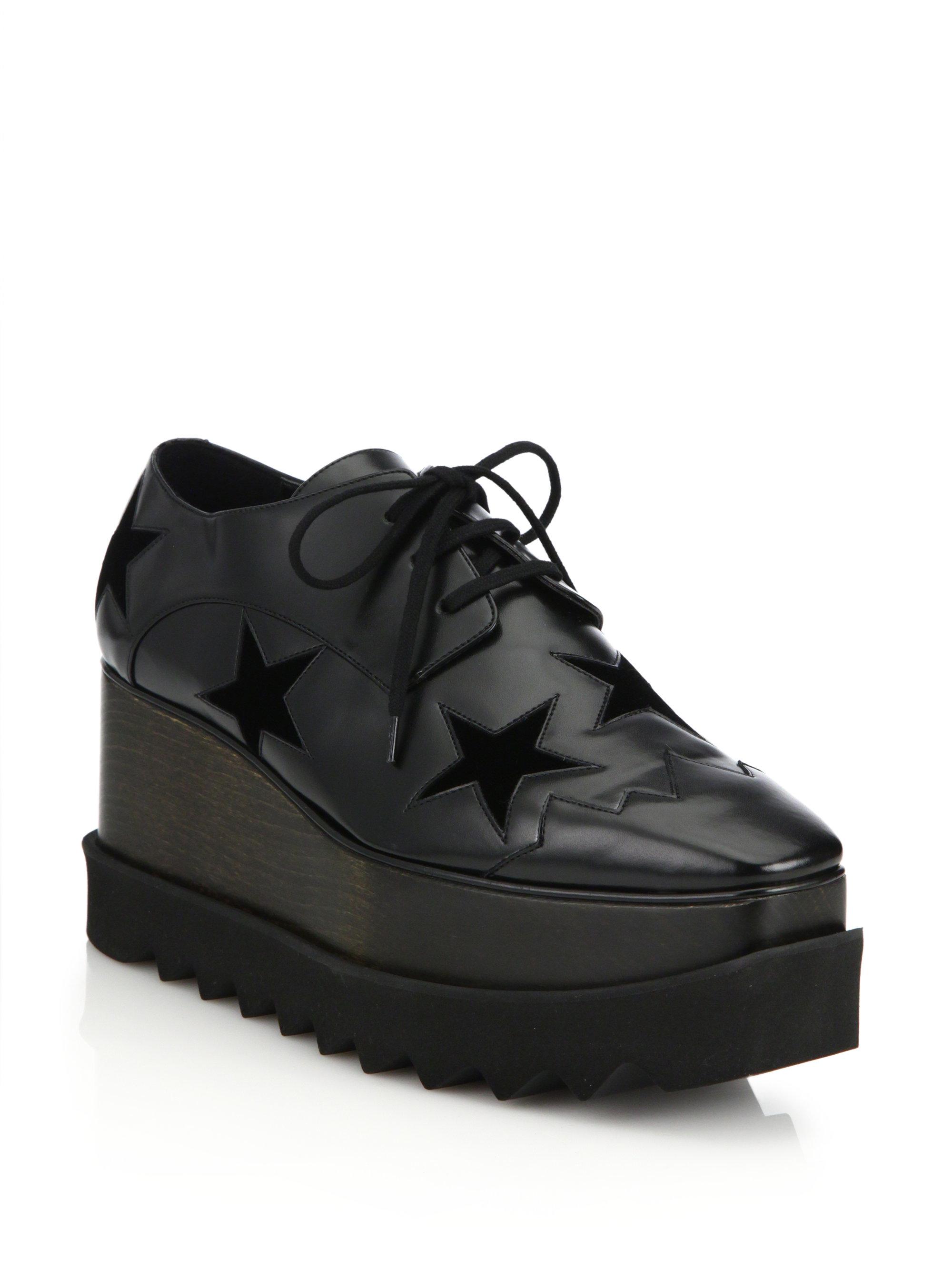 star embellished platform sneakers - White Stella McCartney kOv7qM