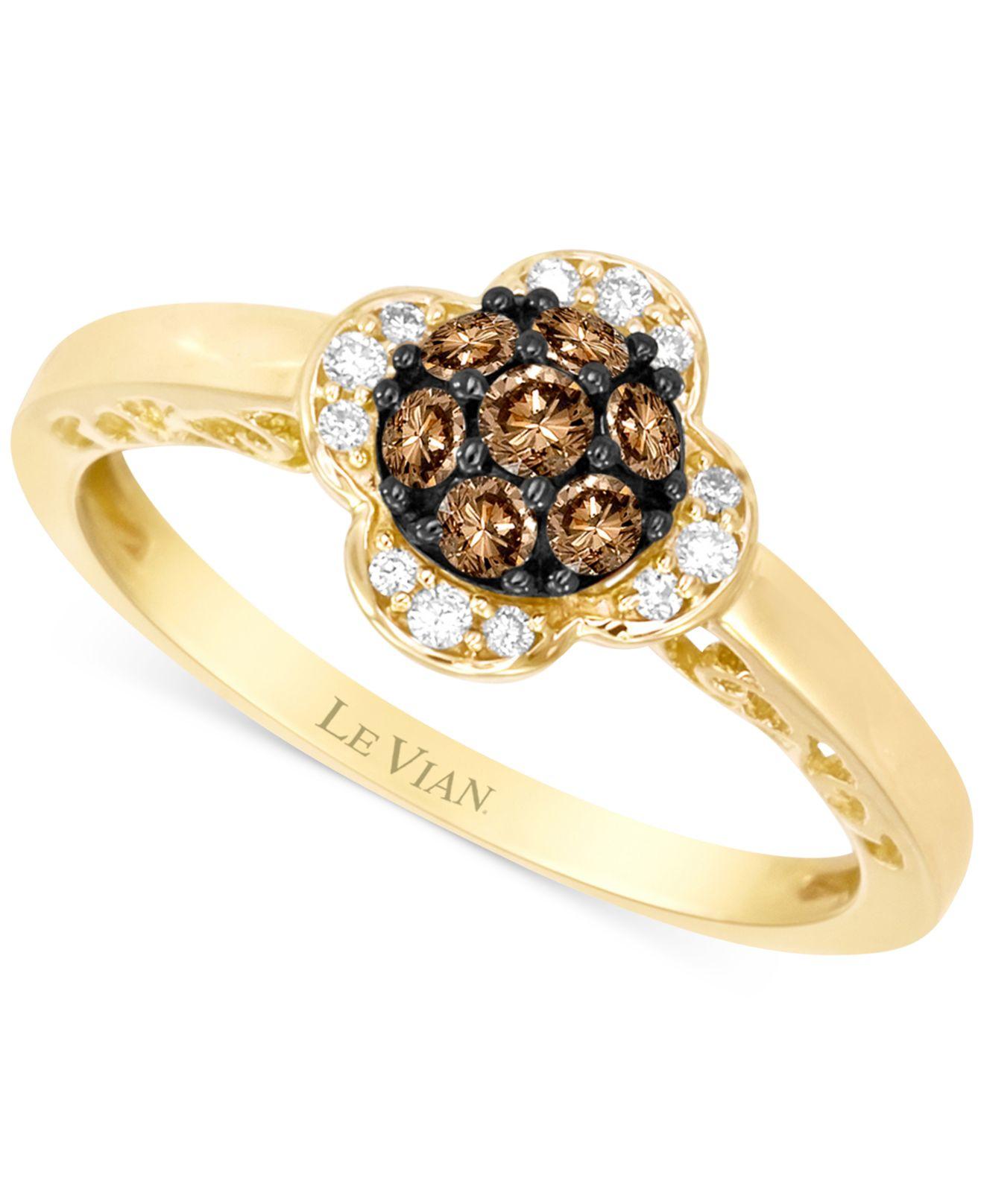 Le Vian Chocolate Diamond Ring Cheap