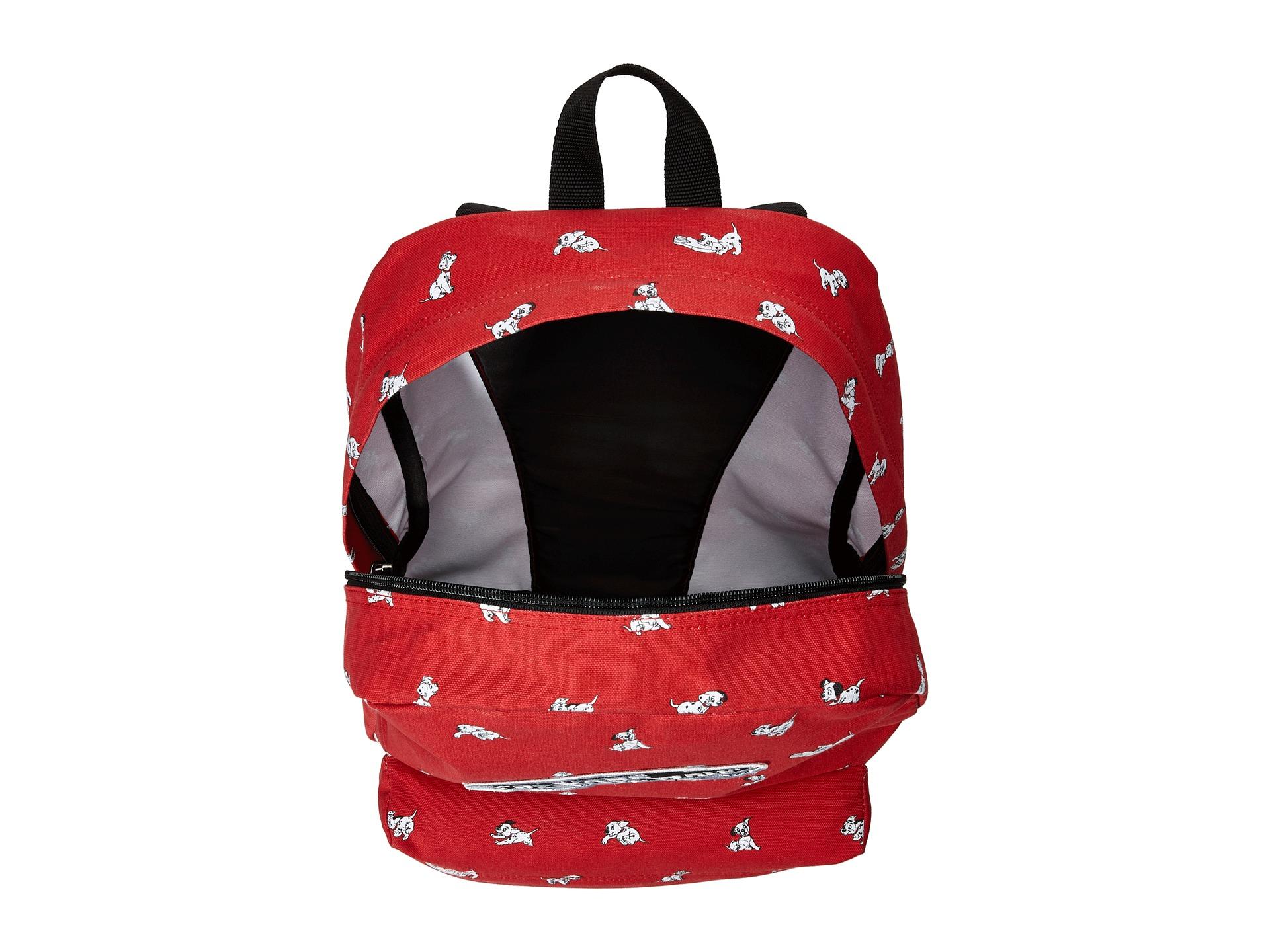 2622324af10 Lyst - Vans Disney Backpack in Red