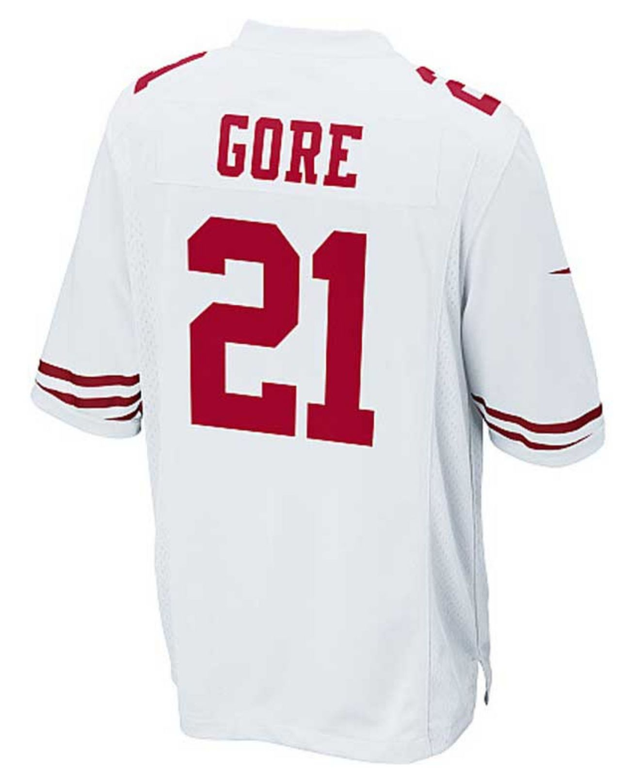 66fa5d5f823 Lyst - Nike Men's Frank Gore San Francisco 49ers Game Jersey in ...