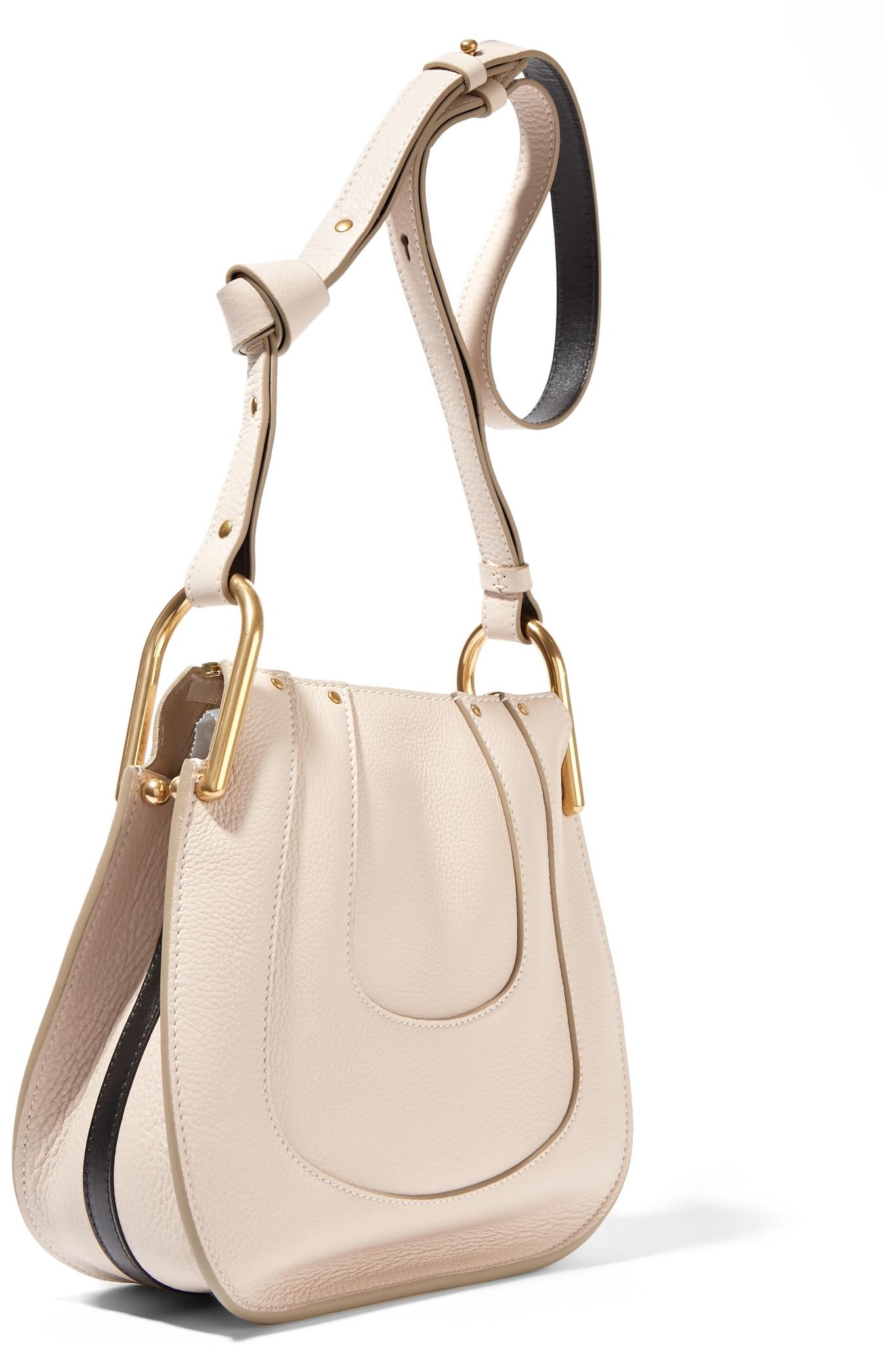replica chloe handbags - chloe hayley nano textured-leather shoulder bag, discount chloe ...