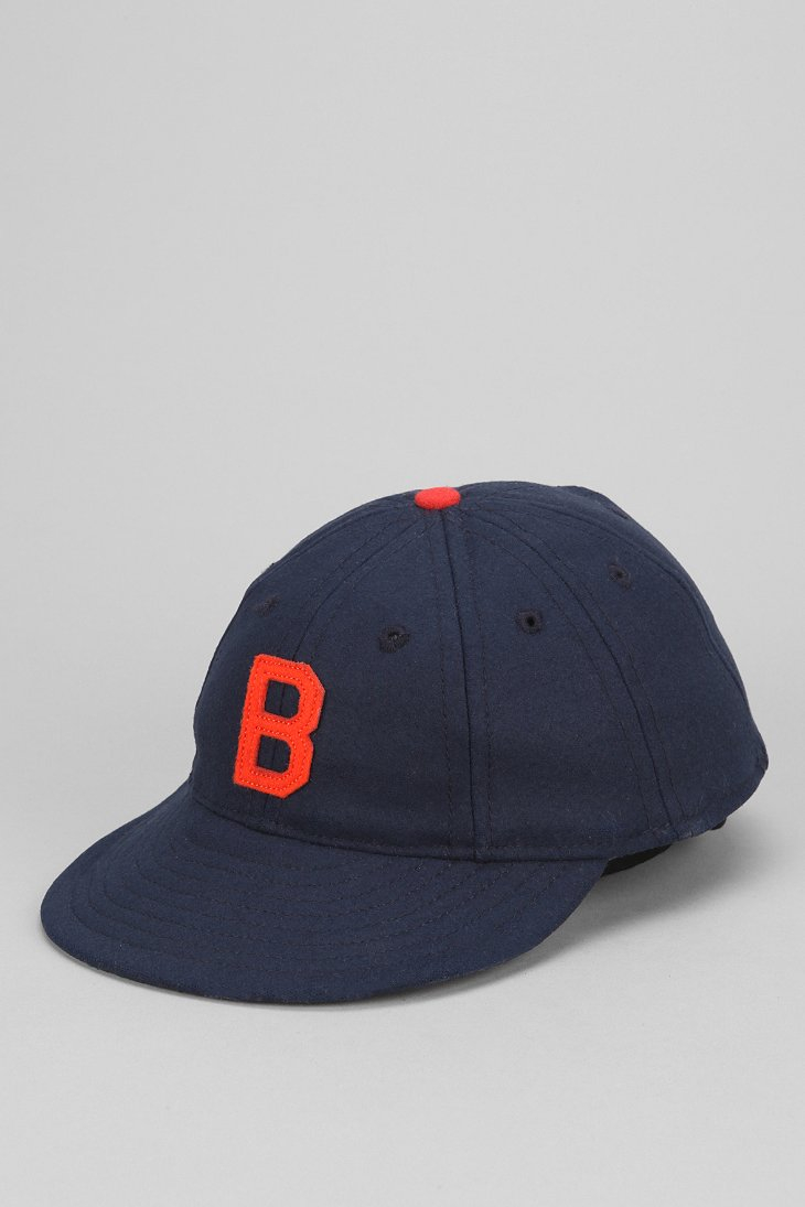 efbbd016b4a40 Urban Outfitters Ebbets Field 8 Panel Baseball Hat in Blue for Men ...