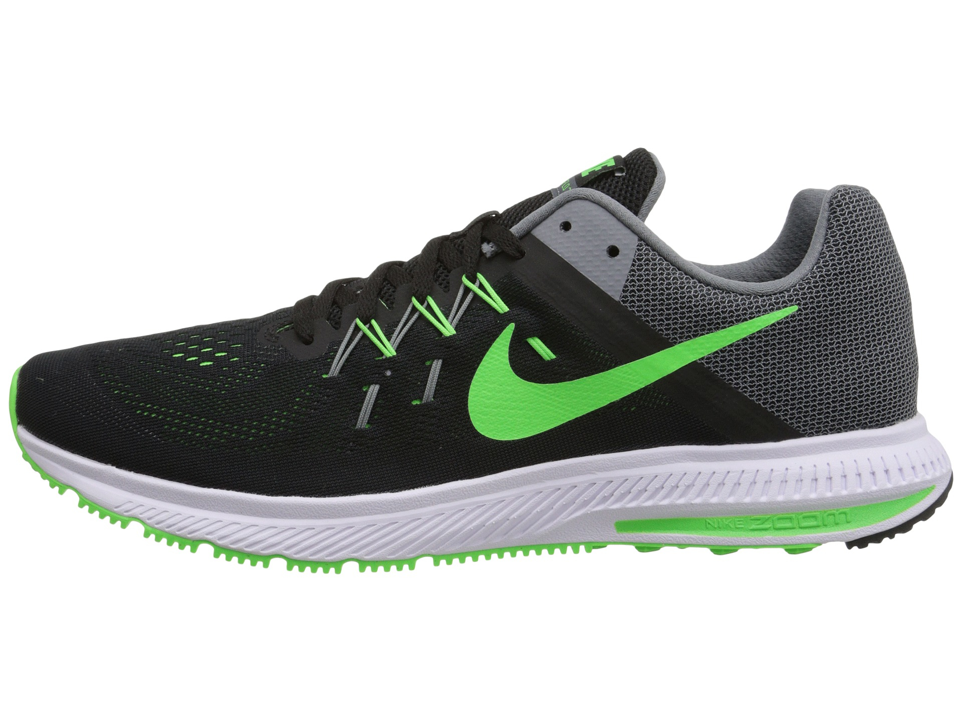 5f0de1aea1e0 ... running shoes upcitemdb 06f56 73564  promo code lyst nike zoom winflo 2  in black for men c50ad a8f7f