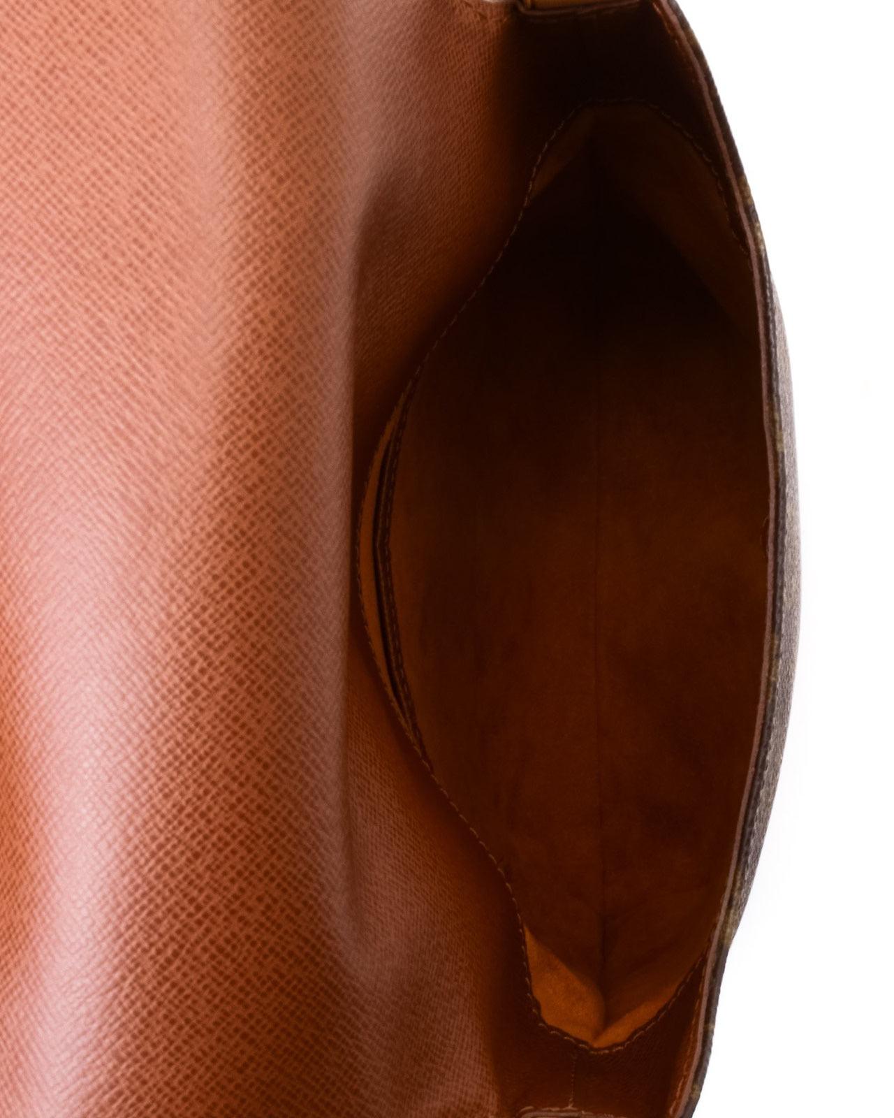 Louis vuitton Musette Salsa Short Strap Shoulder Bag in Brown | Lyst