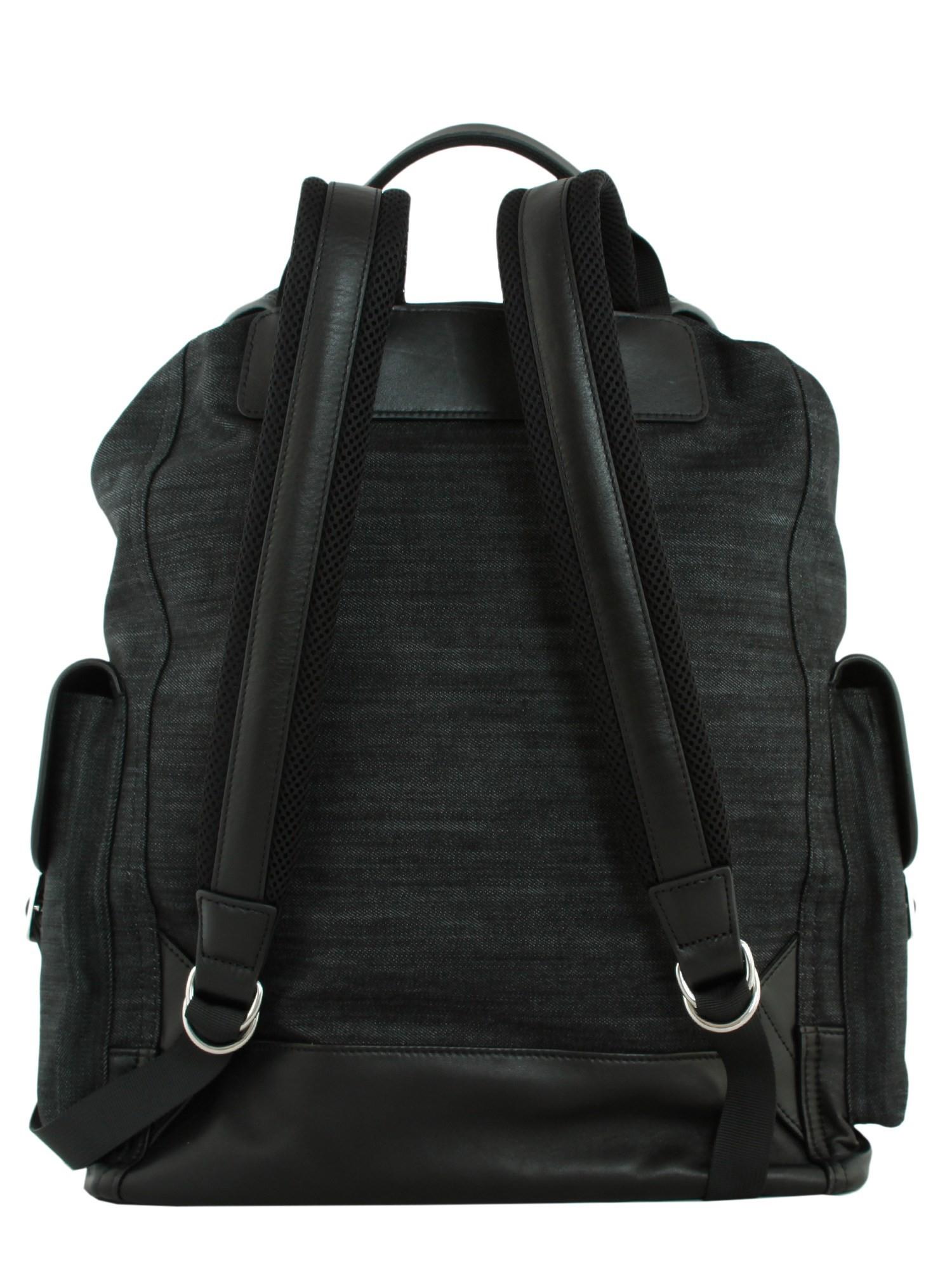 b6f3630433 ... wholesale prada ecru cotton backpack 62d90 dcac3