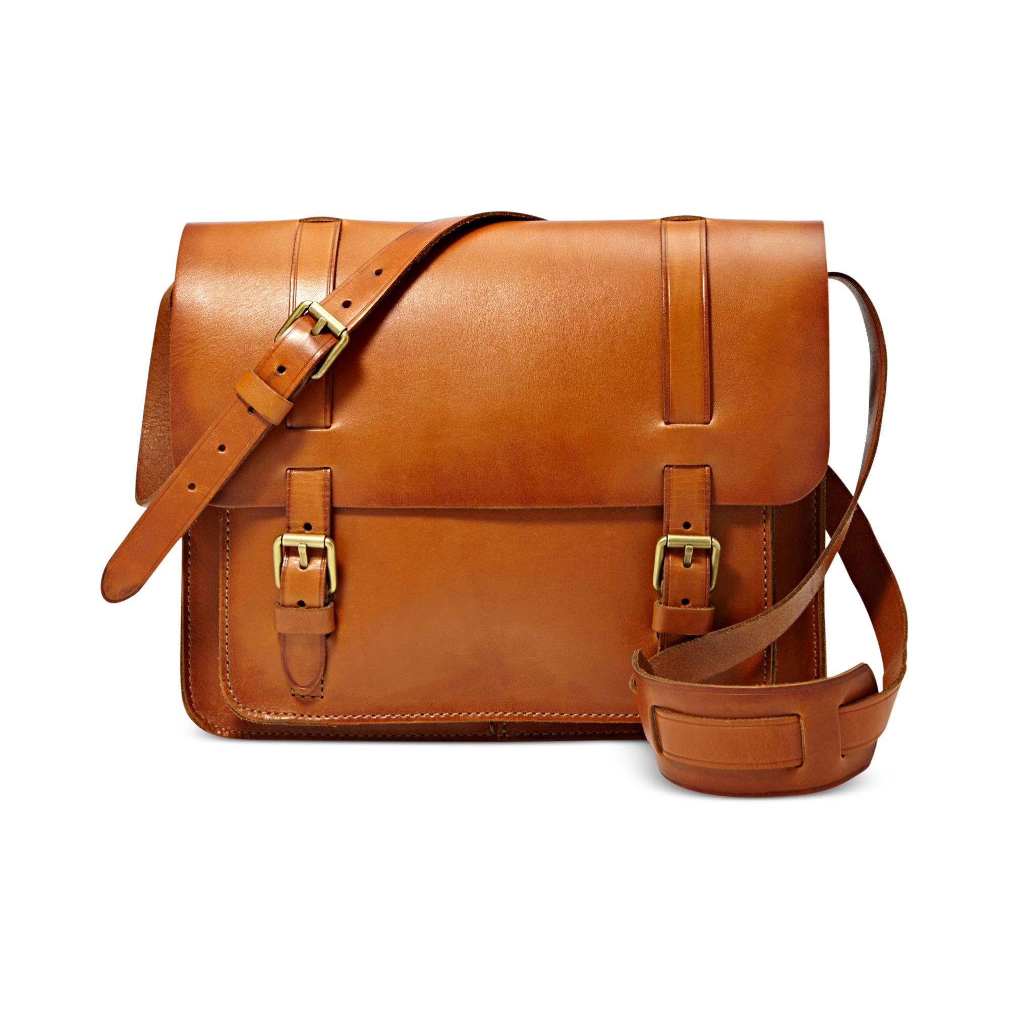 Lyst - Fossil Vintage Archive Messenger Bag in Brown for Men