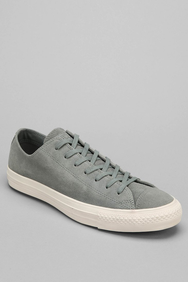 Converse Chuck Taylor All Star Burnt Suede Low-Top Men'S ...