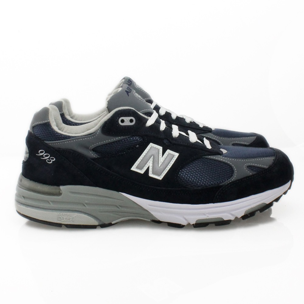 mens new balance 993 navy running shoes