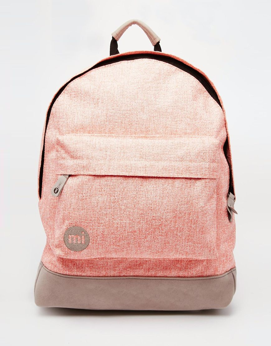 7f269c16423 Pink Campus Backpack 2016