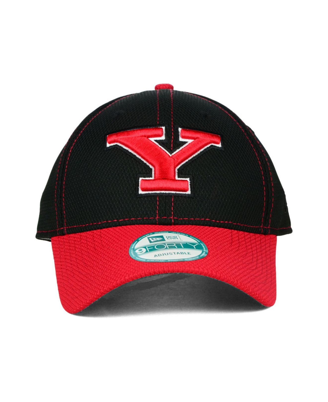 best sneakers 1815c 46fe5 KTZ - Red Youngstown State Penguins Fundamental Tech 9forty Cap for Men -  Lyst
