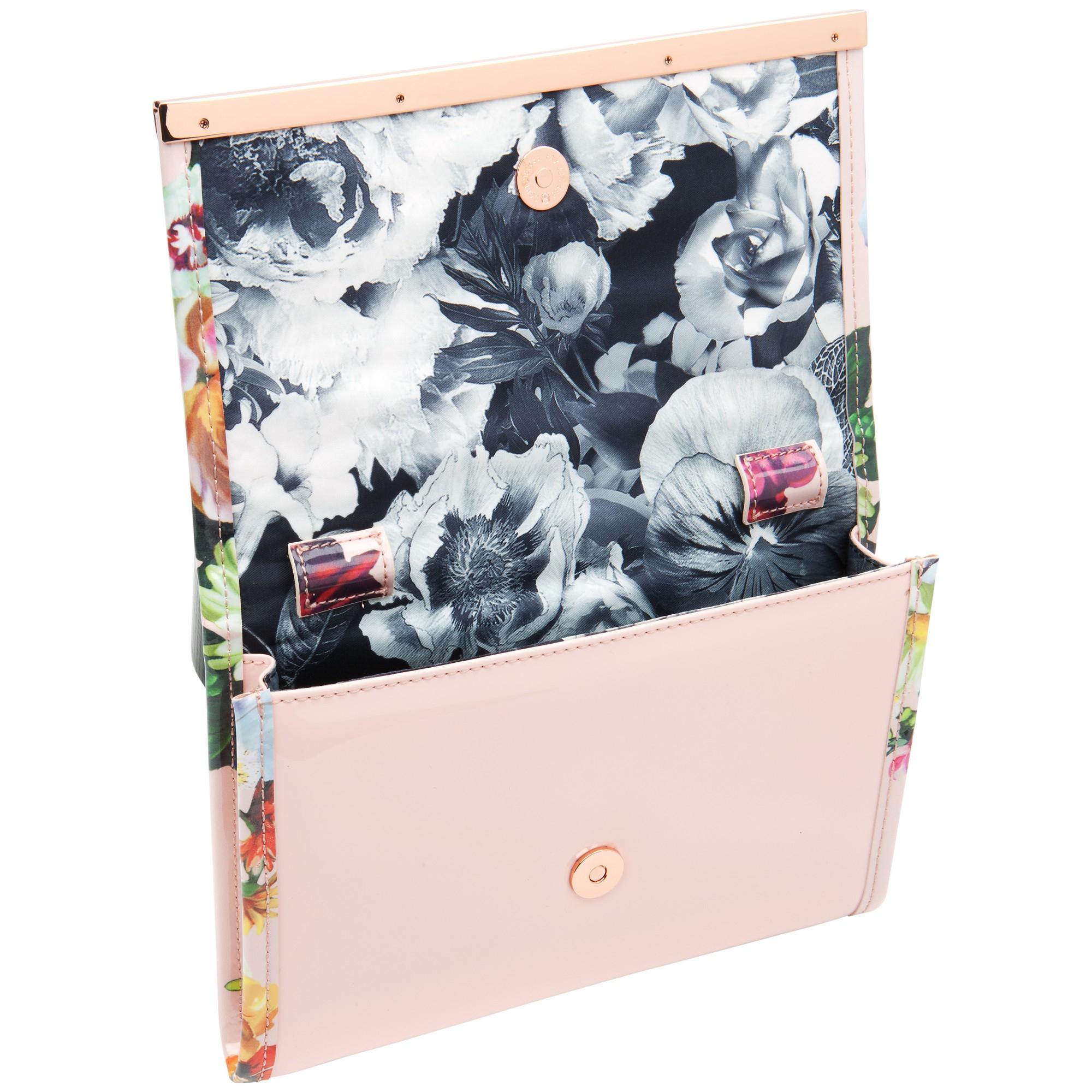 bb27436e3e808 Ted Baker Narah Mini Across Body Handbag in Pink - Lyst
