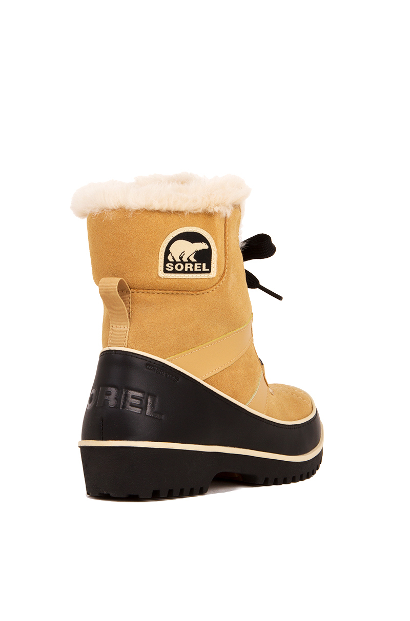 sorel s tivoli ii waterproof suede boots in