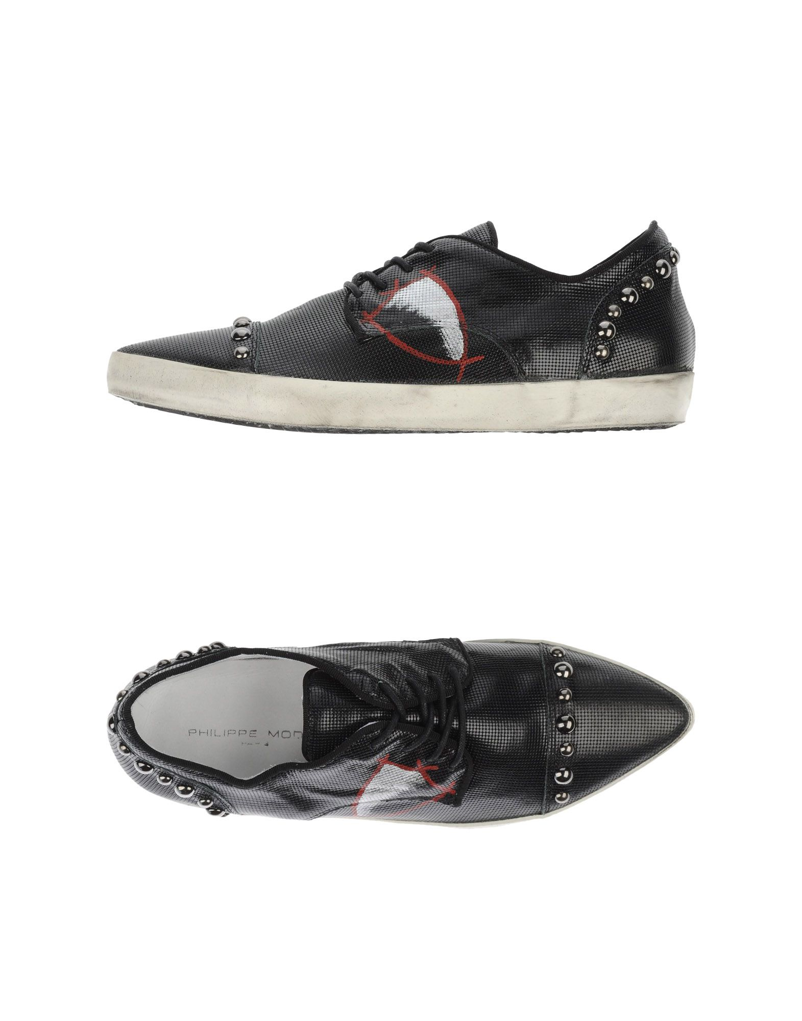 Philippe model High-tops & Trainers in Black | Lyst