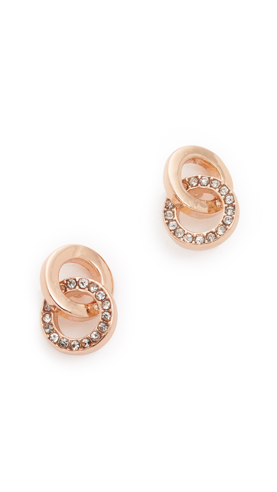 Kate Spade New York Sailor S Knot Stud Earrings At Luxury Zappos Source  · Gallery