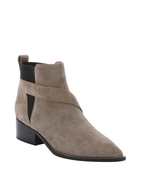 Sigerson Morrison Woman Maria Metallic Leather Ankle Boots Metallic Size 6 Sigerson Morrison Cheap Sale For Sale ZXjfJnd