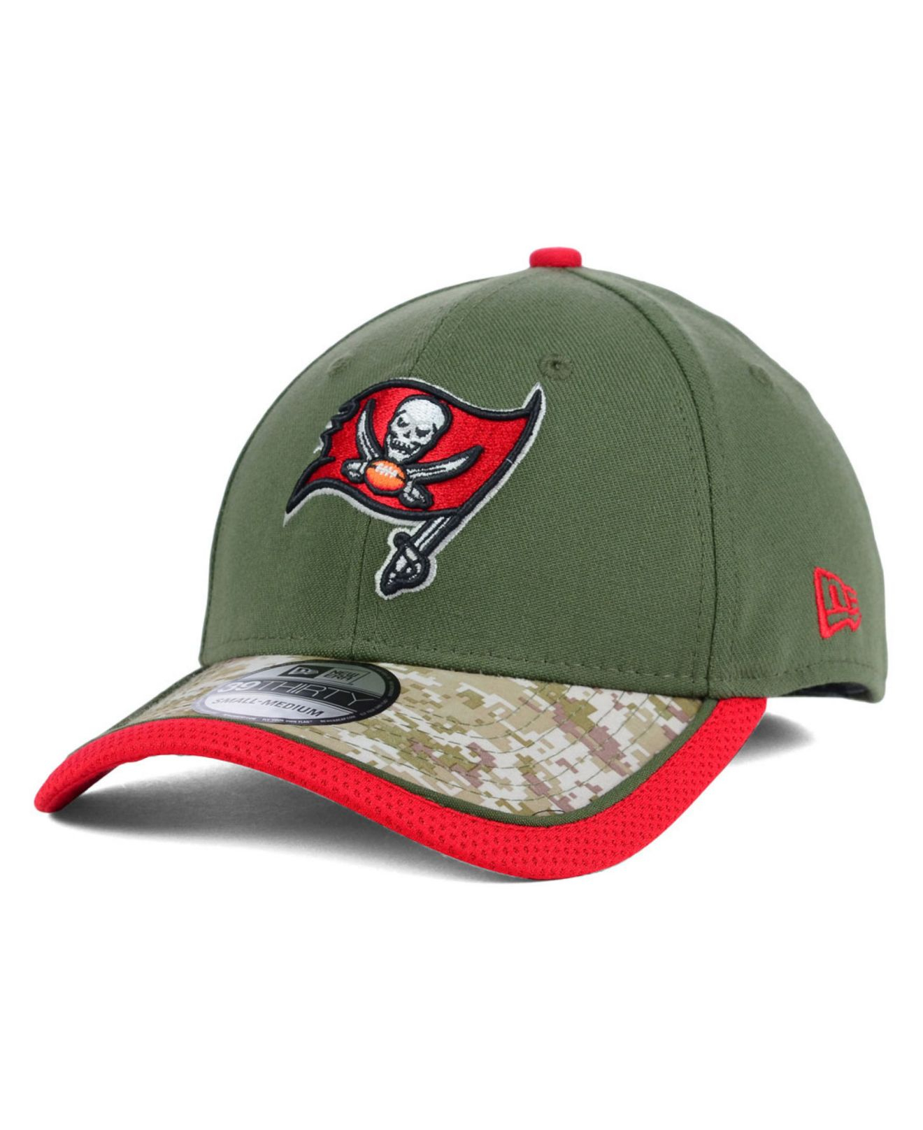 Lyst - Ktz Tampa Bay Buccaneers Salute To Service 39thirty Cap in ... e35729258