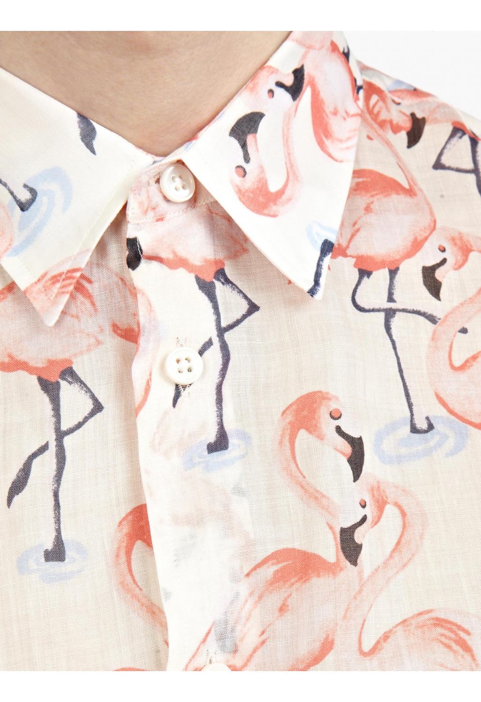 Flamingo Shirt Mens