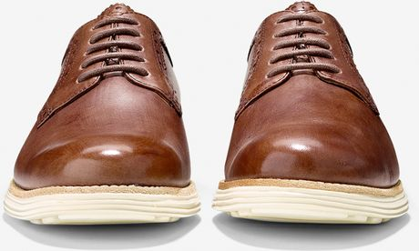 Plain Toe Oxford Brown Plain Toe Oxford in Brown