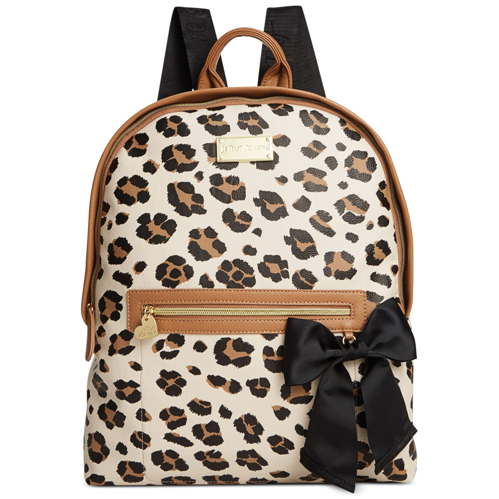 Betsey Johnson Quilted Backpack Lyst