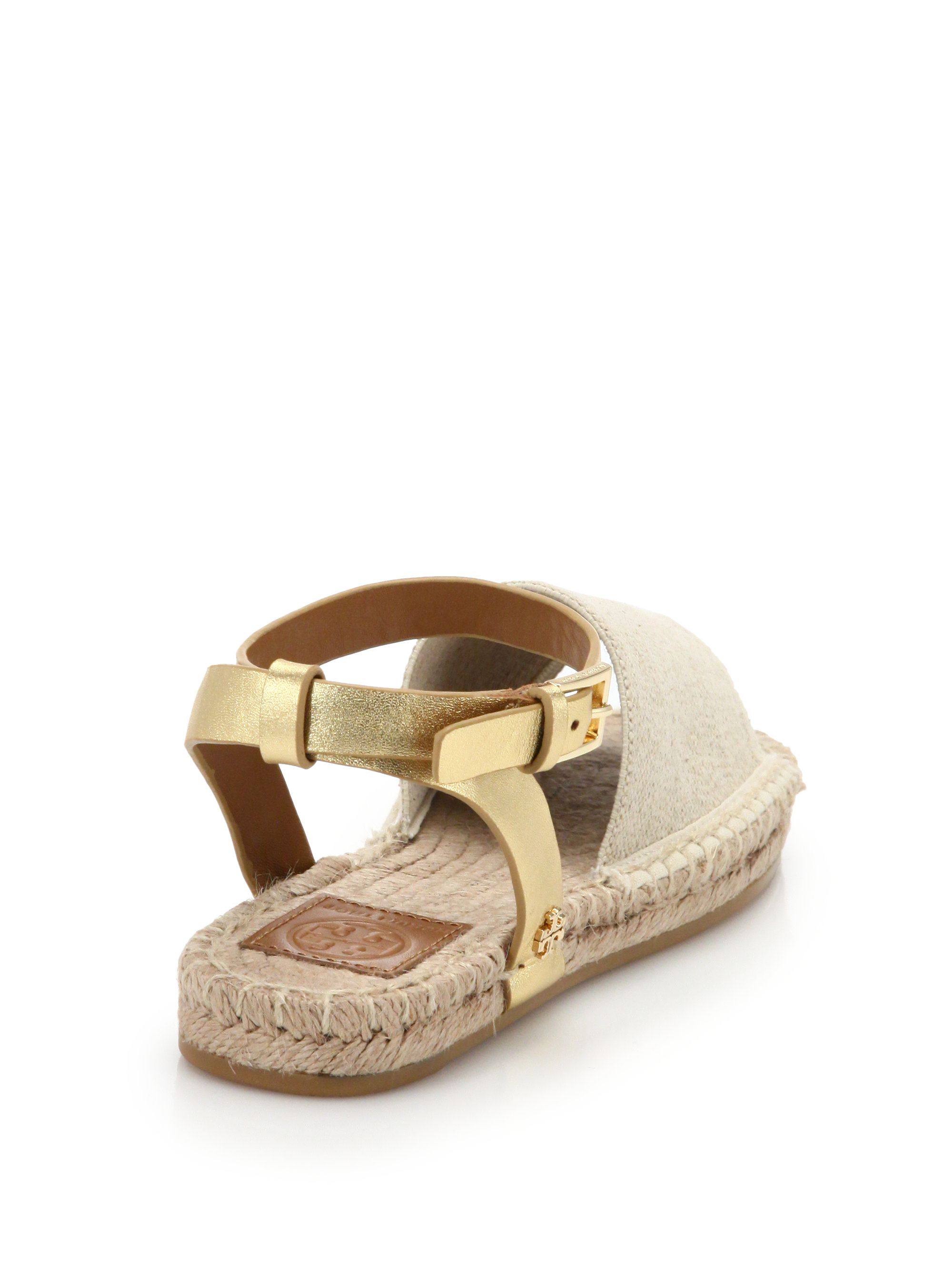 Tory Burch Woven Metallic Sandals explore cheap price low price cheap price sale recommend authentic QkORxv