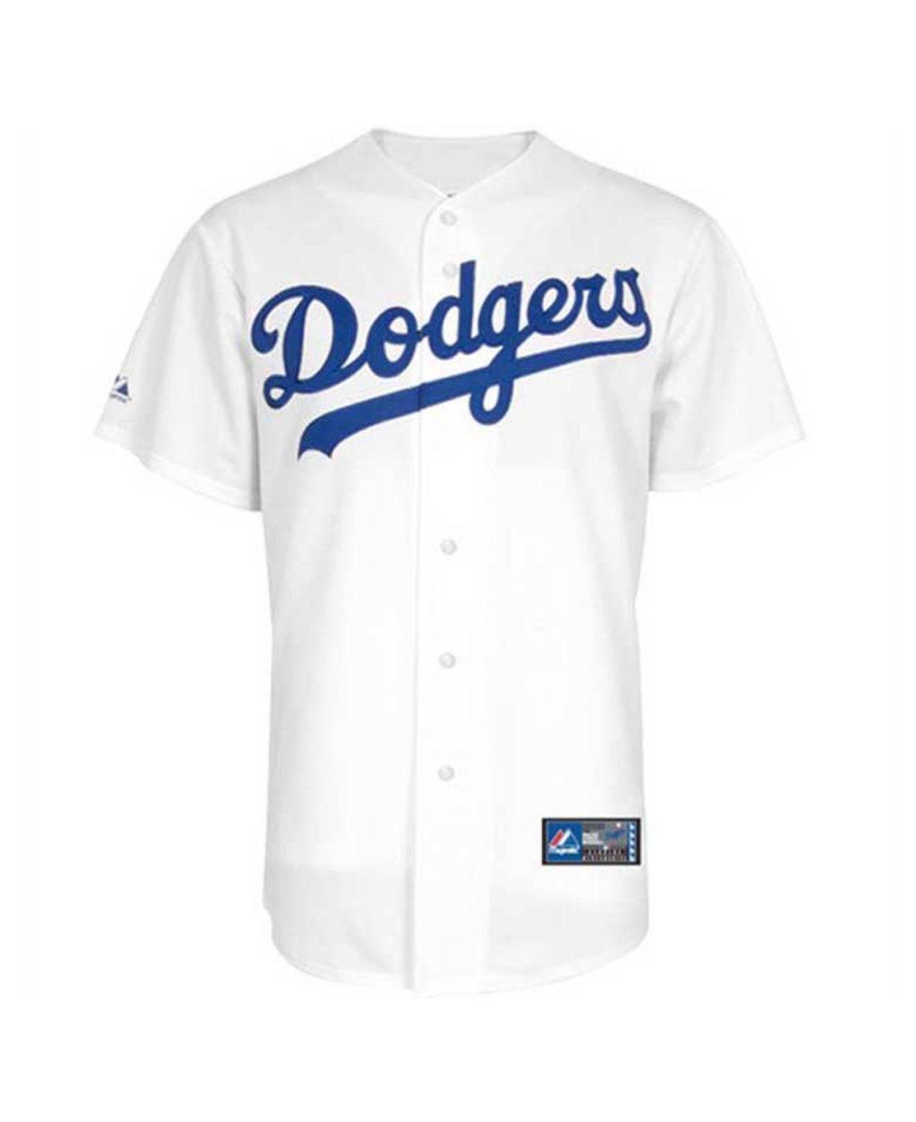 Lyst - Majestic Kids Hanley Ramirez Los Angeles Dodgers Replica ... 28120f375bc
