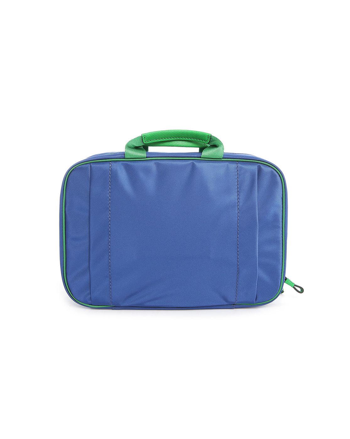 tumi trousse de toilette bleue monaco travel kit journey