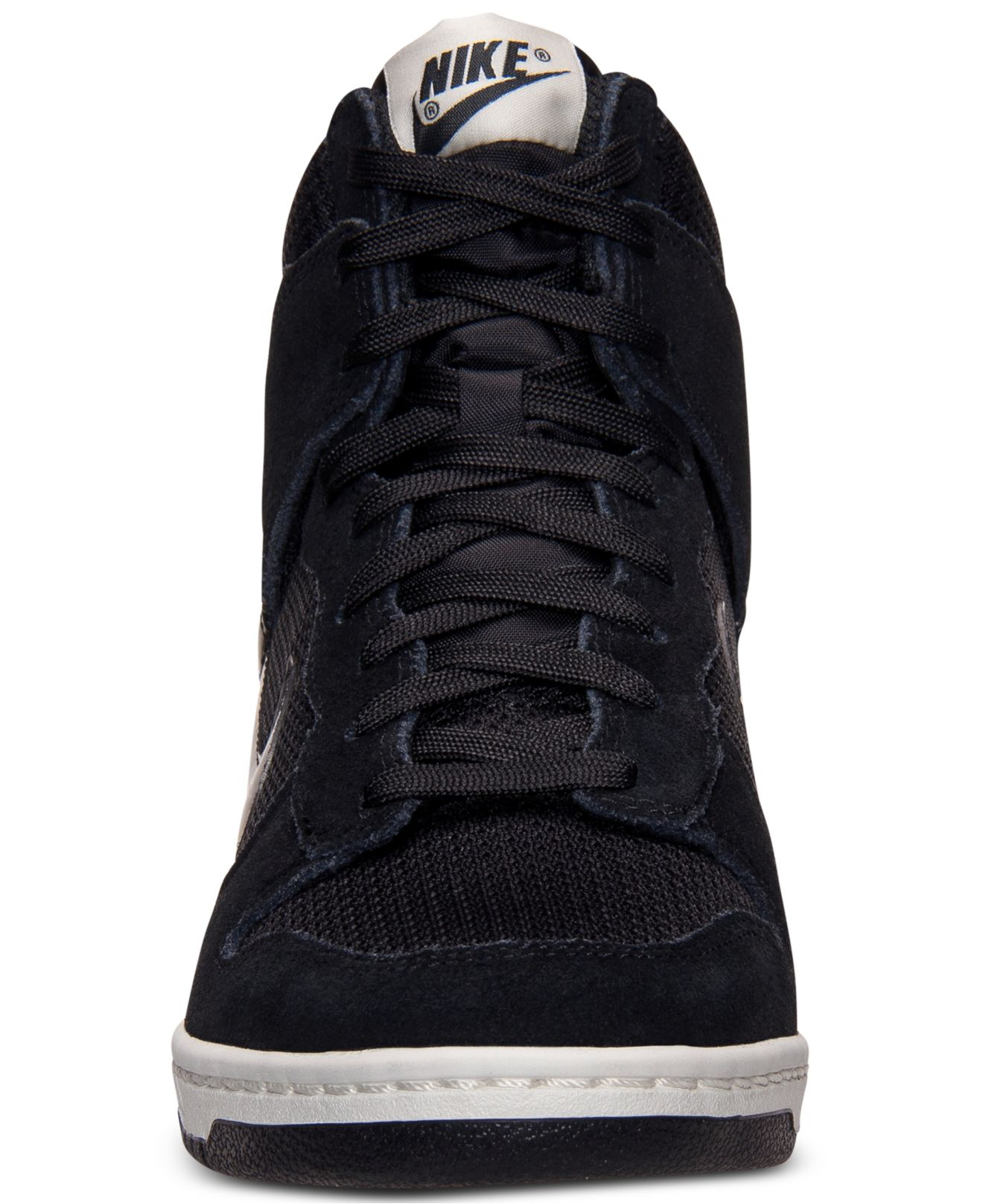 wholesale dealer 954ba a740b Gallery. Previously sold at  Macy s · Women s Nike Dunk Sky Hi ...