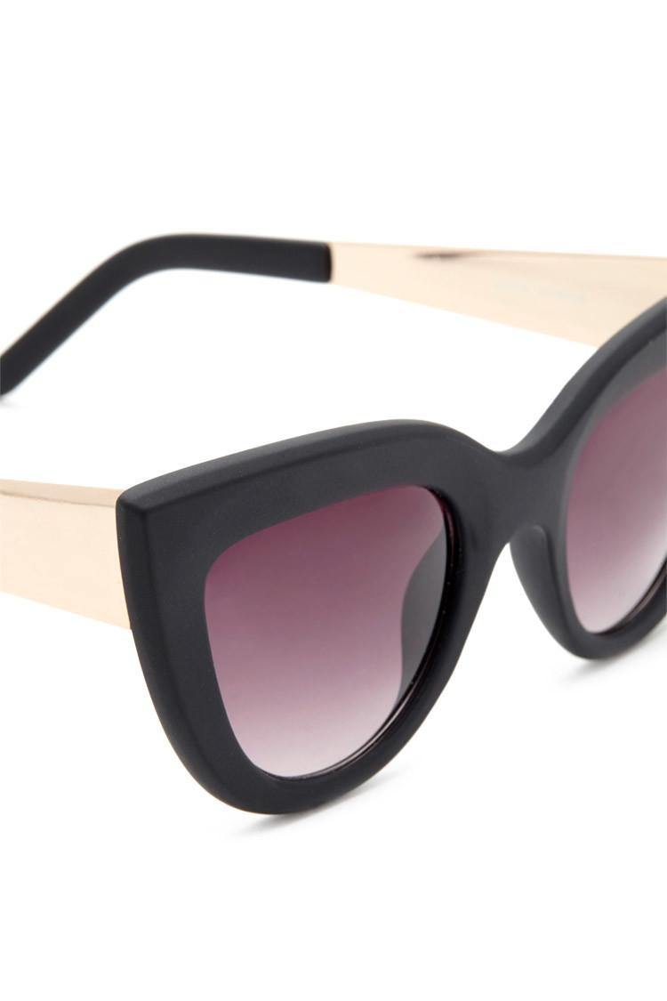 Tortoishell Cat Eye Sunglasses Wareouse