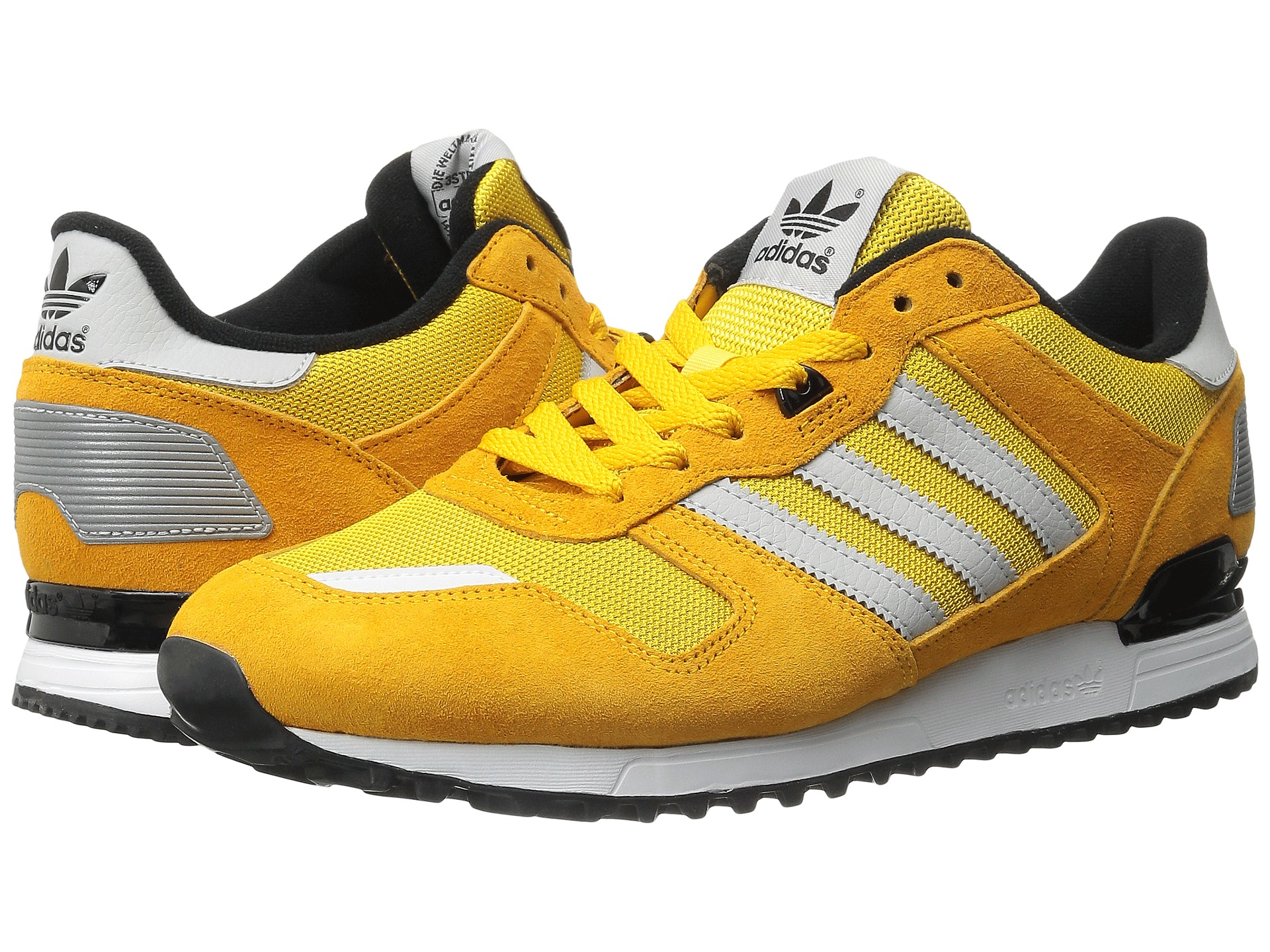ef6286cae94d ... france lyst adidas originals zx 700 in yellow e5113 2952a