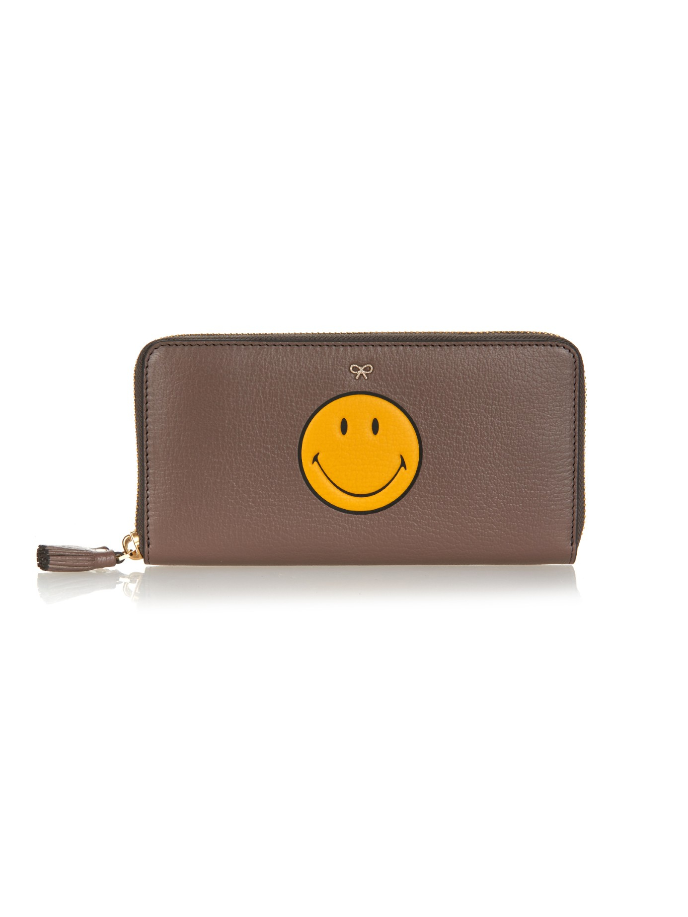 Anya Hindmarch Portefeuille Smiley ZLHPLsl