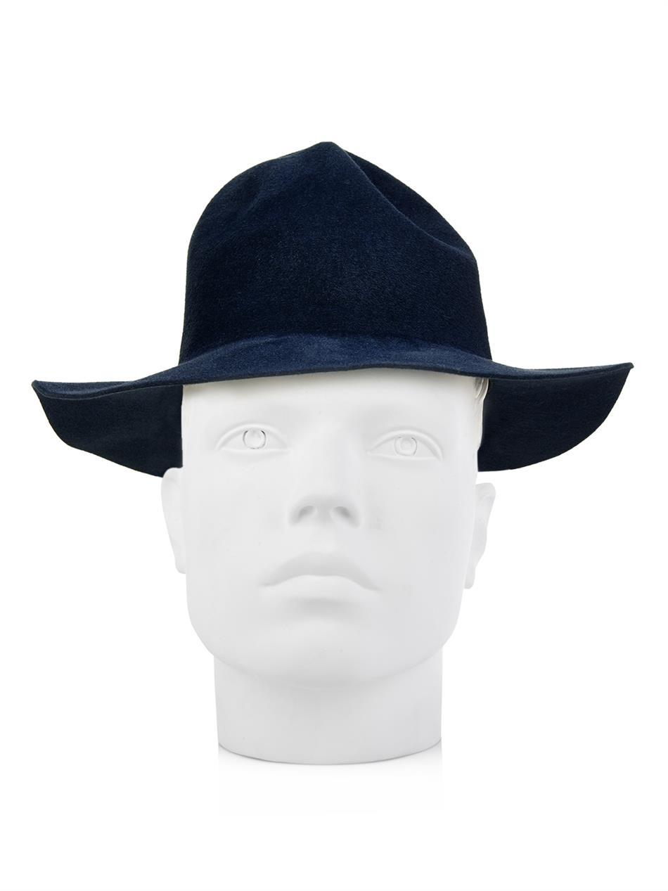 e95af214964 Lyst - Burberry Prorsum The Campaign Rabbit-Felt Hat in Blue for Men