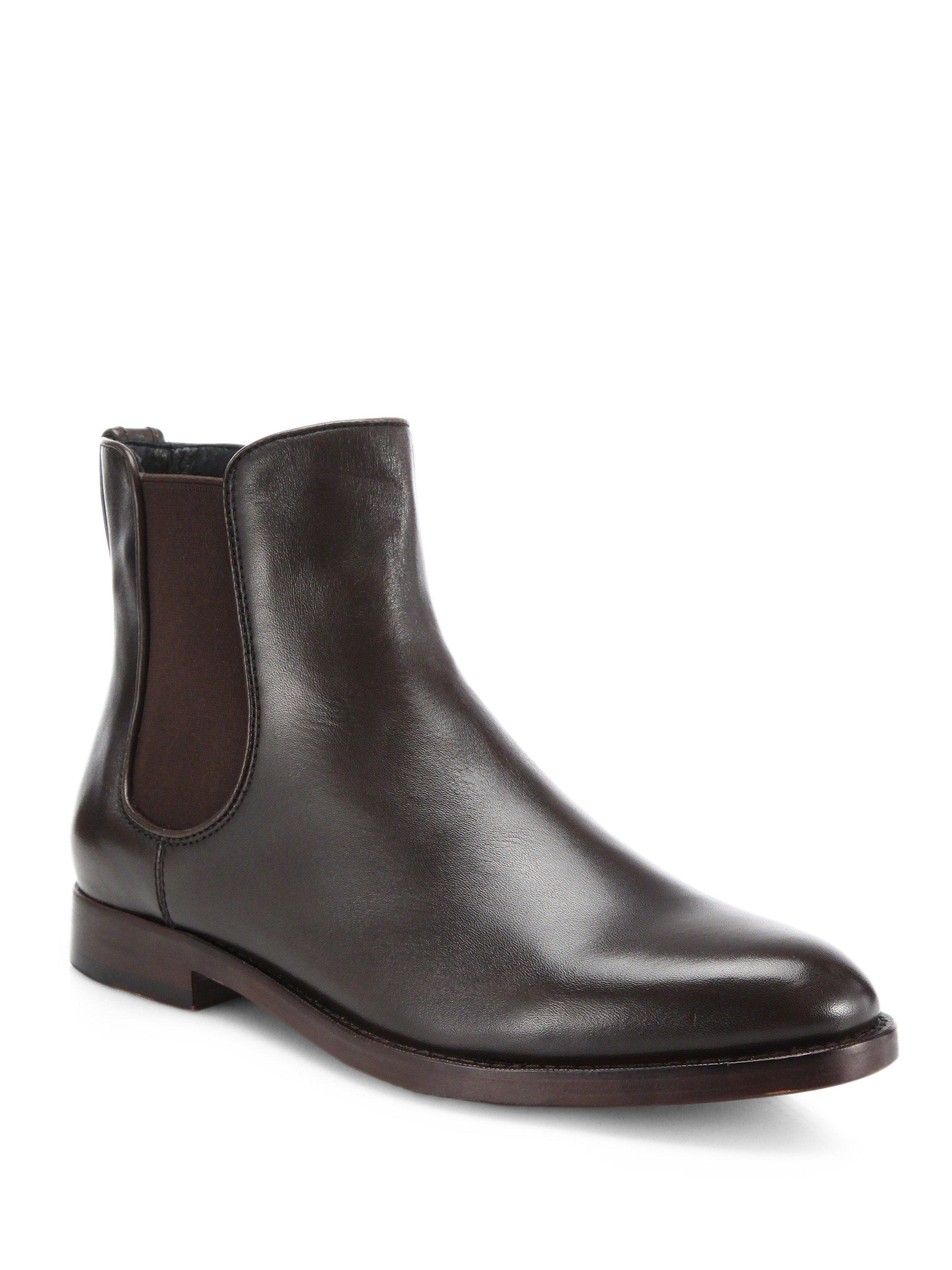 Coach Leather Chelsea Booties sale very cheap buy cheap fast delivery otG89H