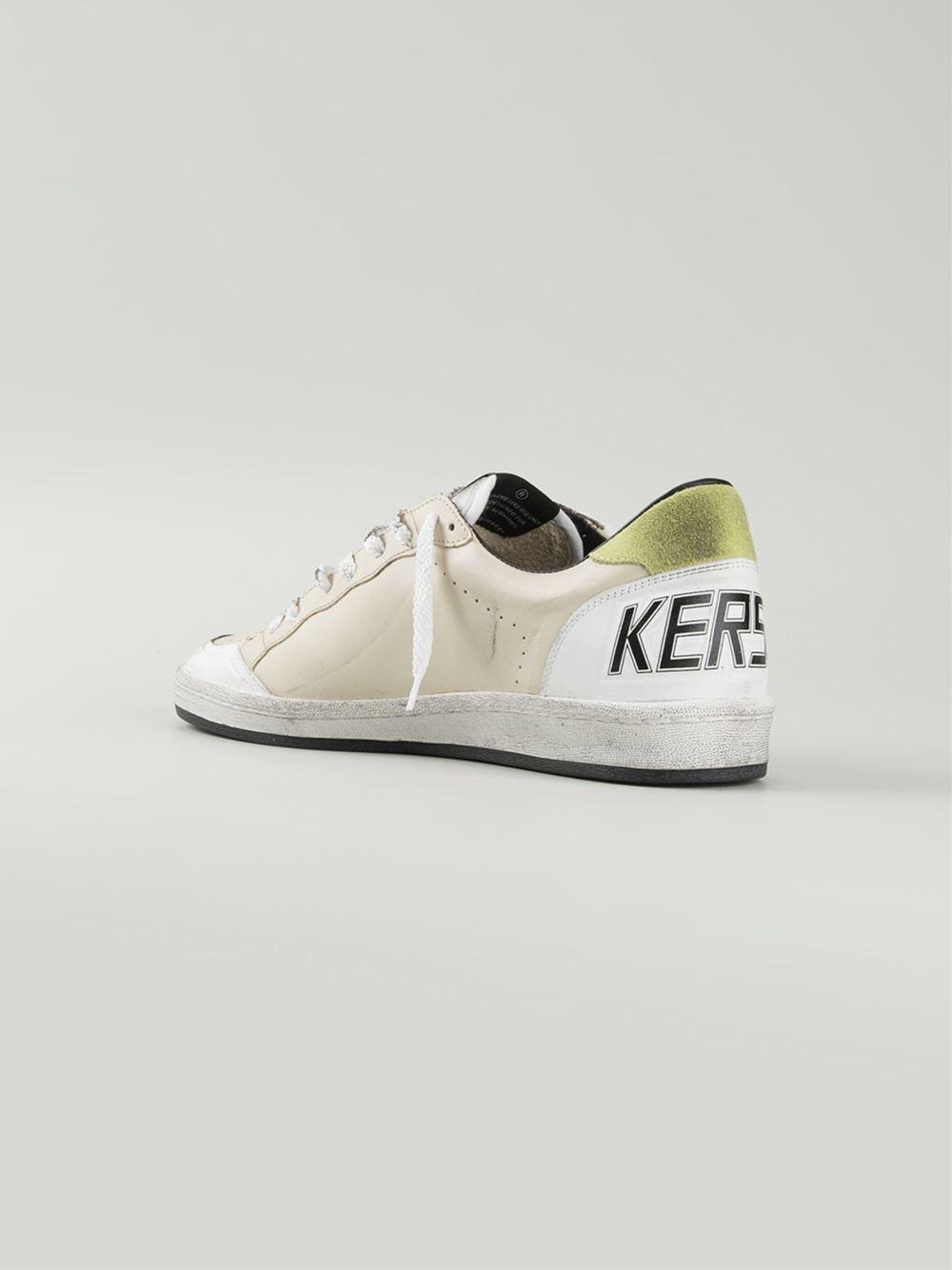 Golden Goose Sneakers Zebrate
