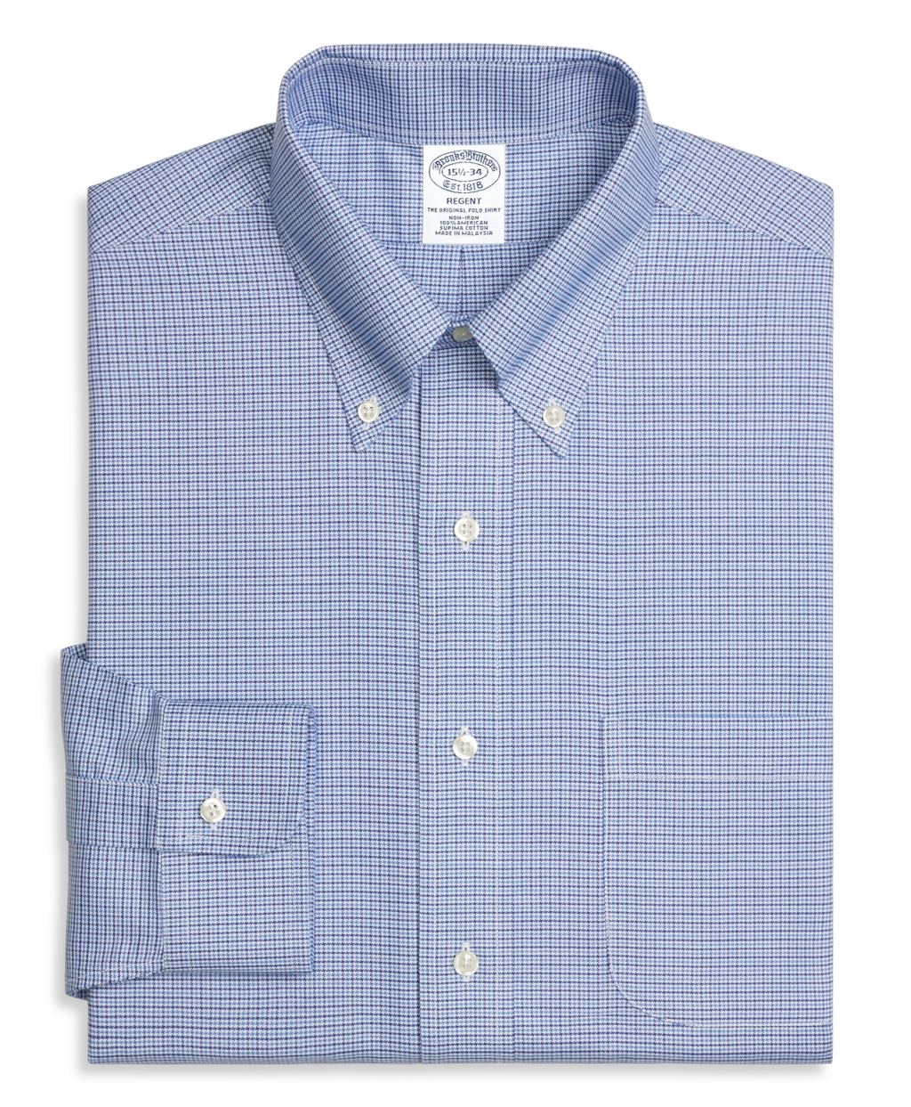 Brooks brothers non iron milano fit brookscool for Brooks brothers non iron shirts review