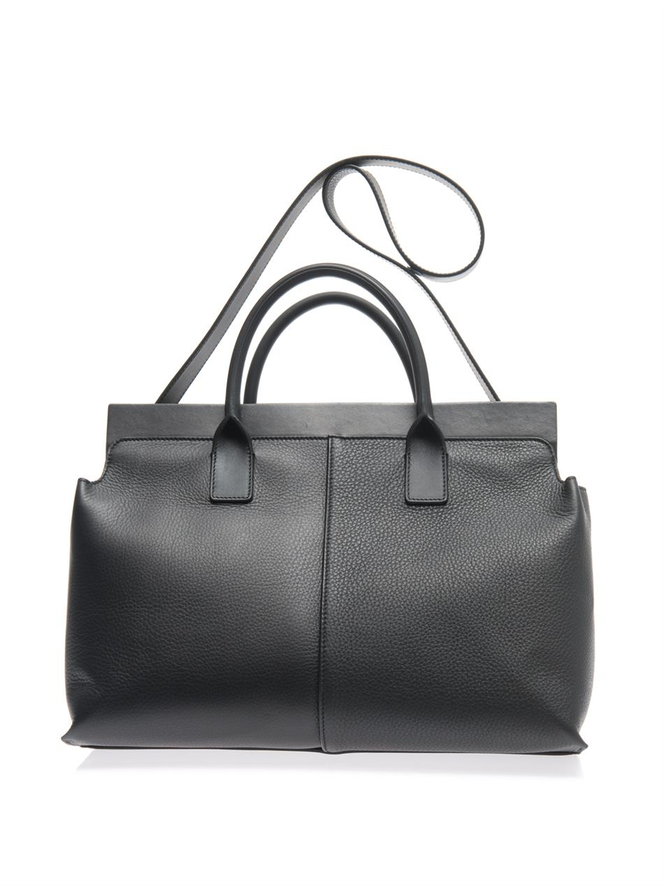 how to spot a fake chloe marcie bag - chloe grained leather large charlotte tote huskey white