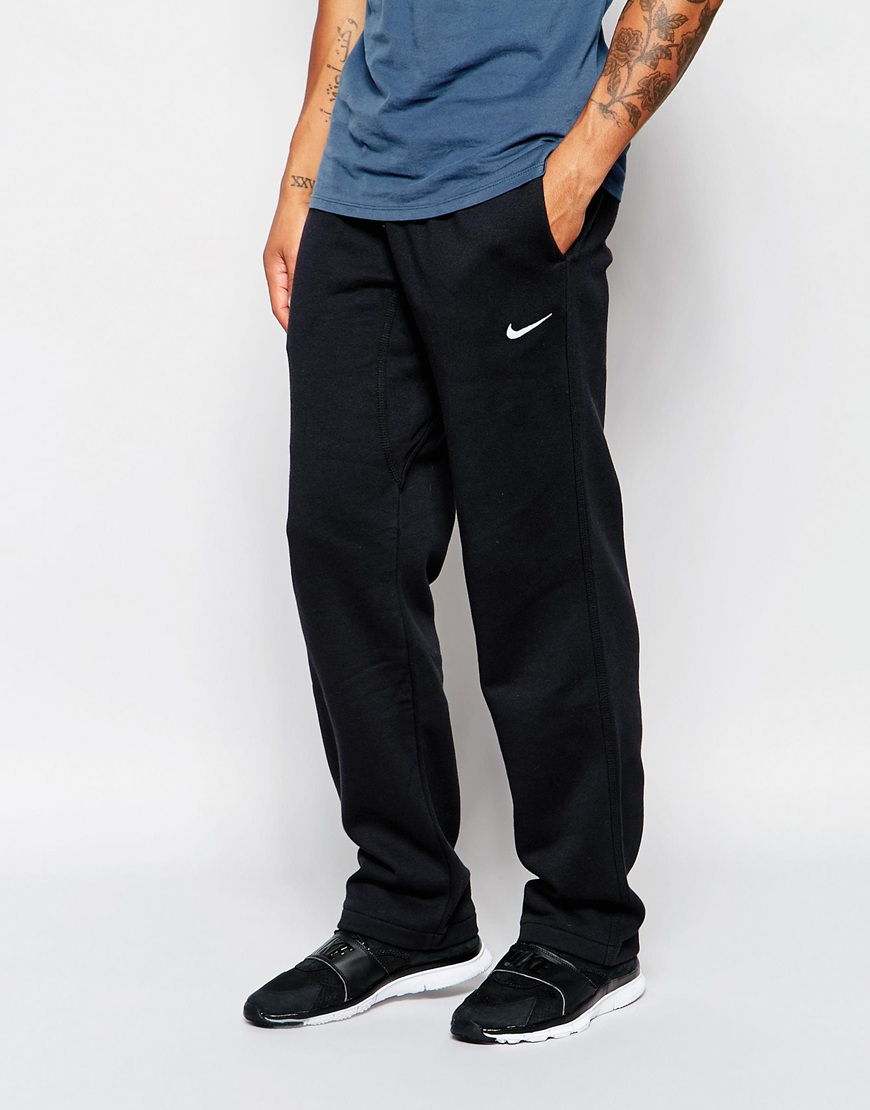Brilliant TTN Ministry  Black And Grey Women Nike Joggers Pants