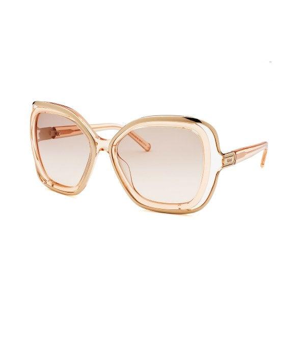 Chloé Clear square glasses Mwtg13
