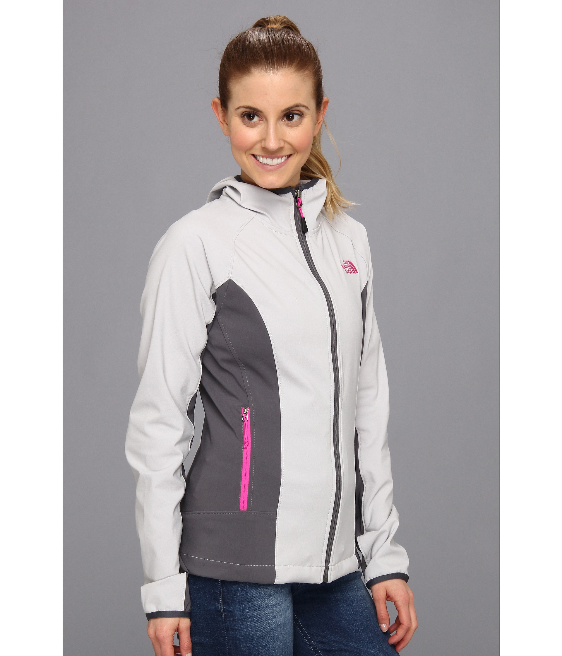 Lyst The North Face Nimble Hoodie In Gray