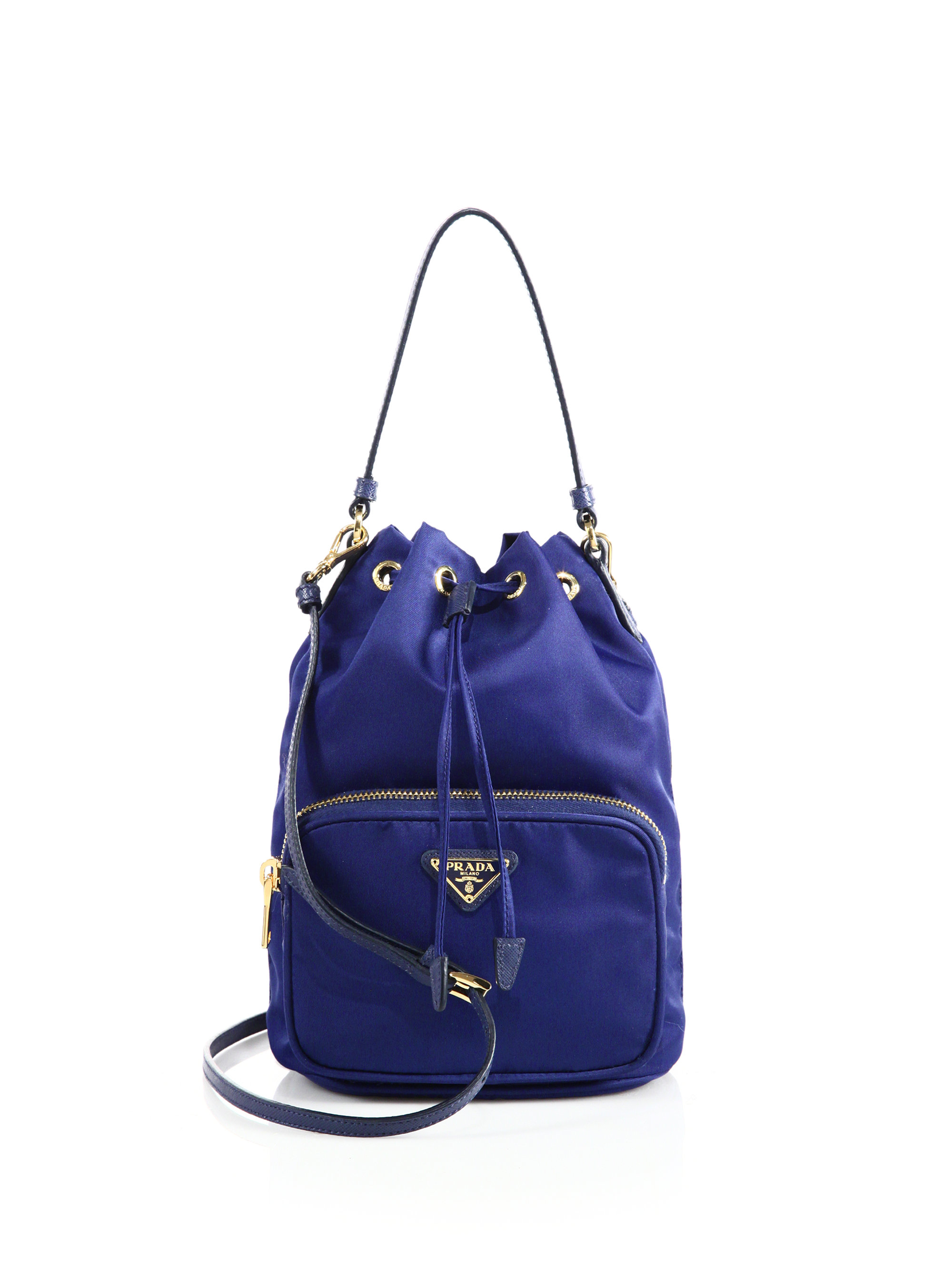 Bucket Prada bag collection exclusive photo