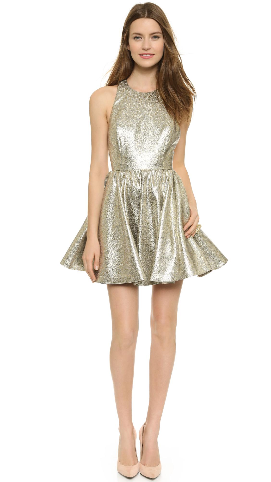 Metallic Party Dresses_Party Dresses_dressesss
