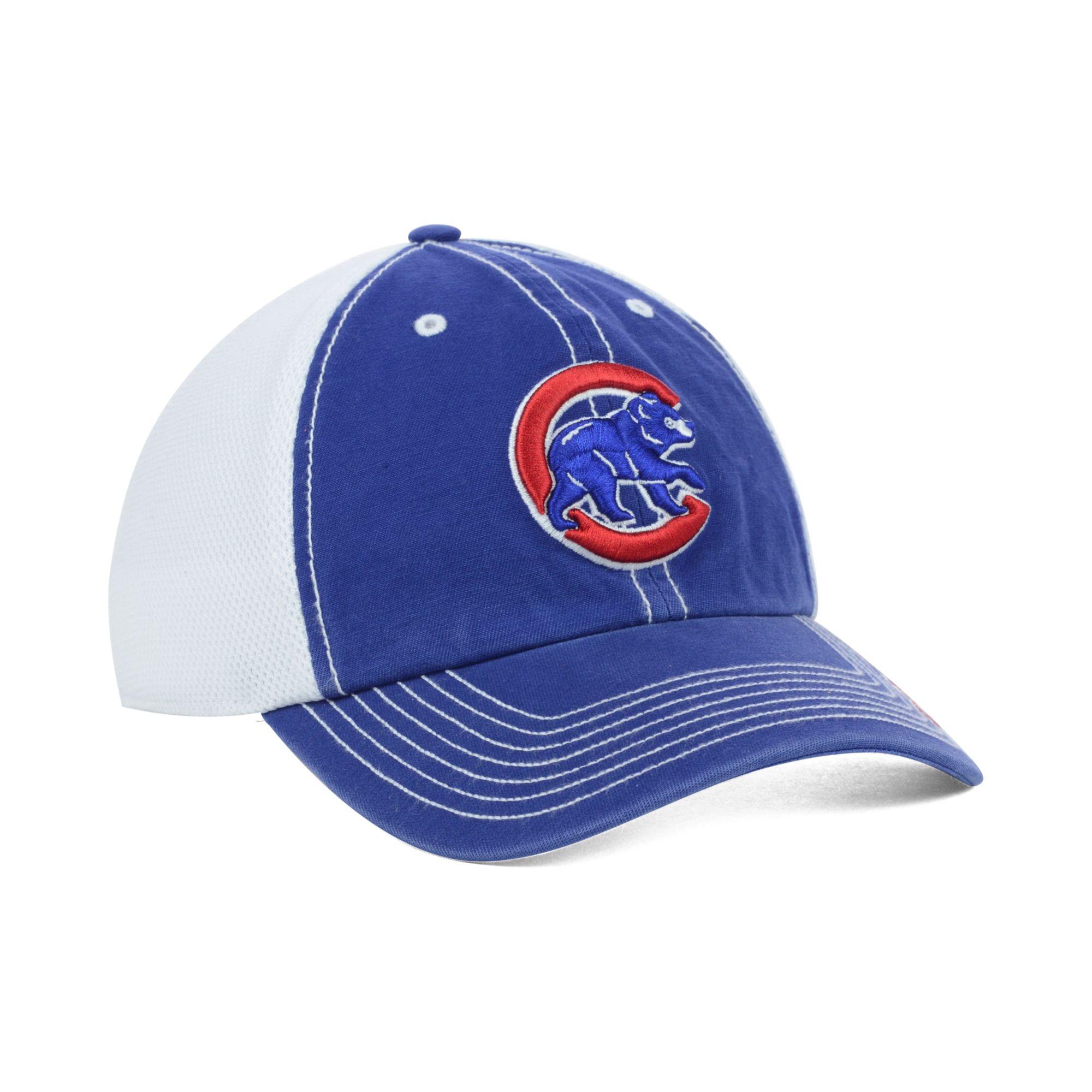d41dd56911b08 ... new zealand lyst 47 brand chicago cubs mlb ripley cap in blue for men  e02e7 e2ce2