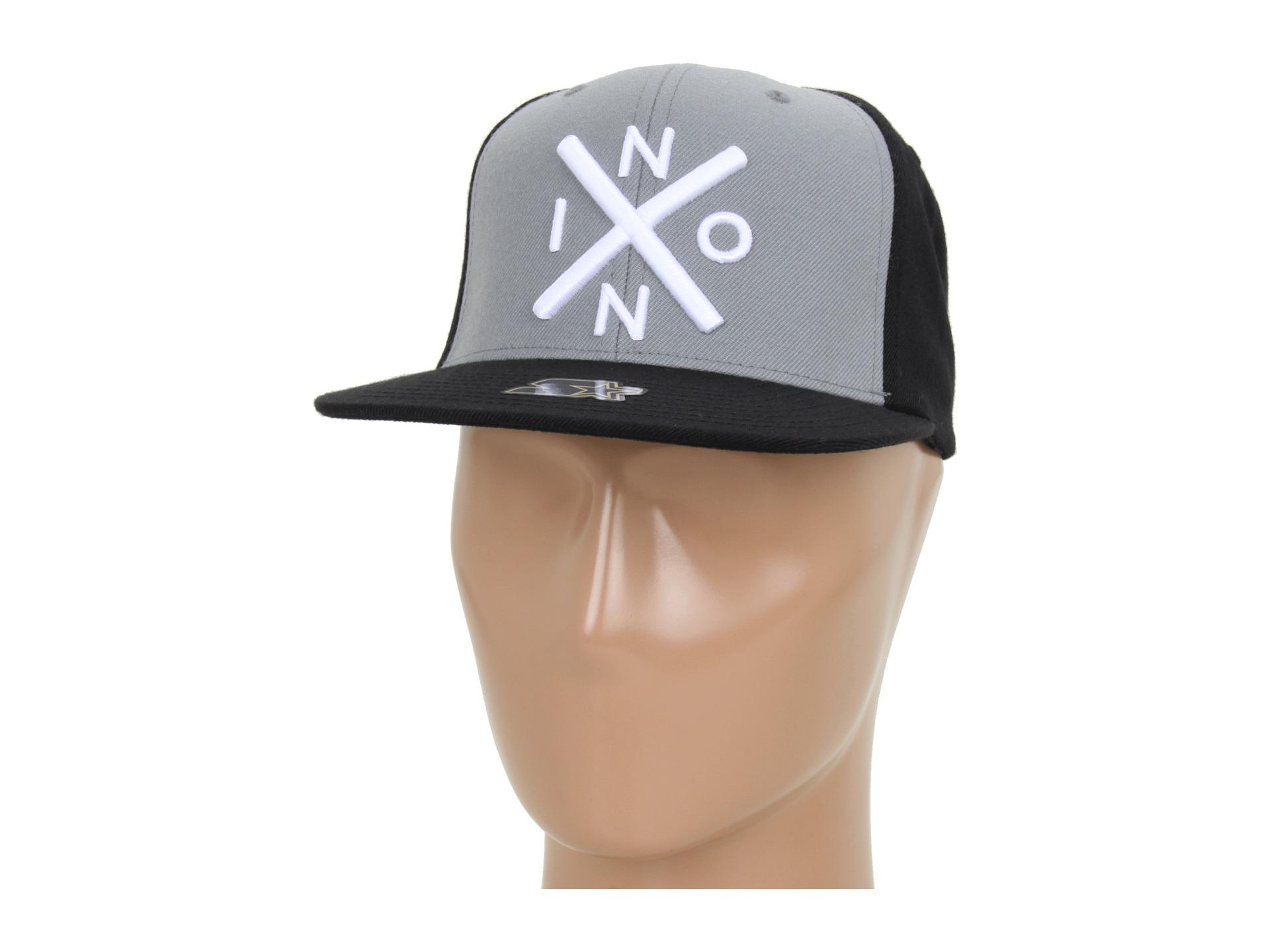 Lyst - Nixon Exchange Starter Hat in Black d5a8b811f415
